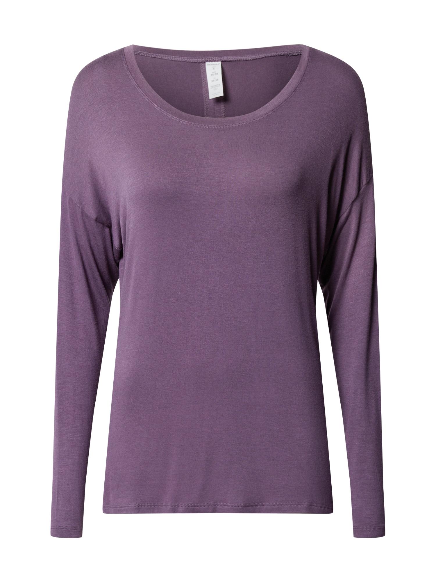 Marika Funkční tričko  světle fialová
