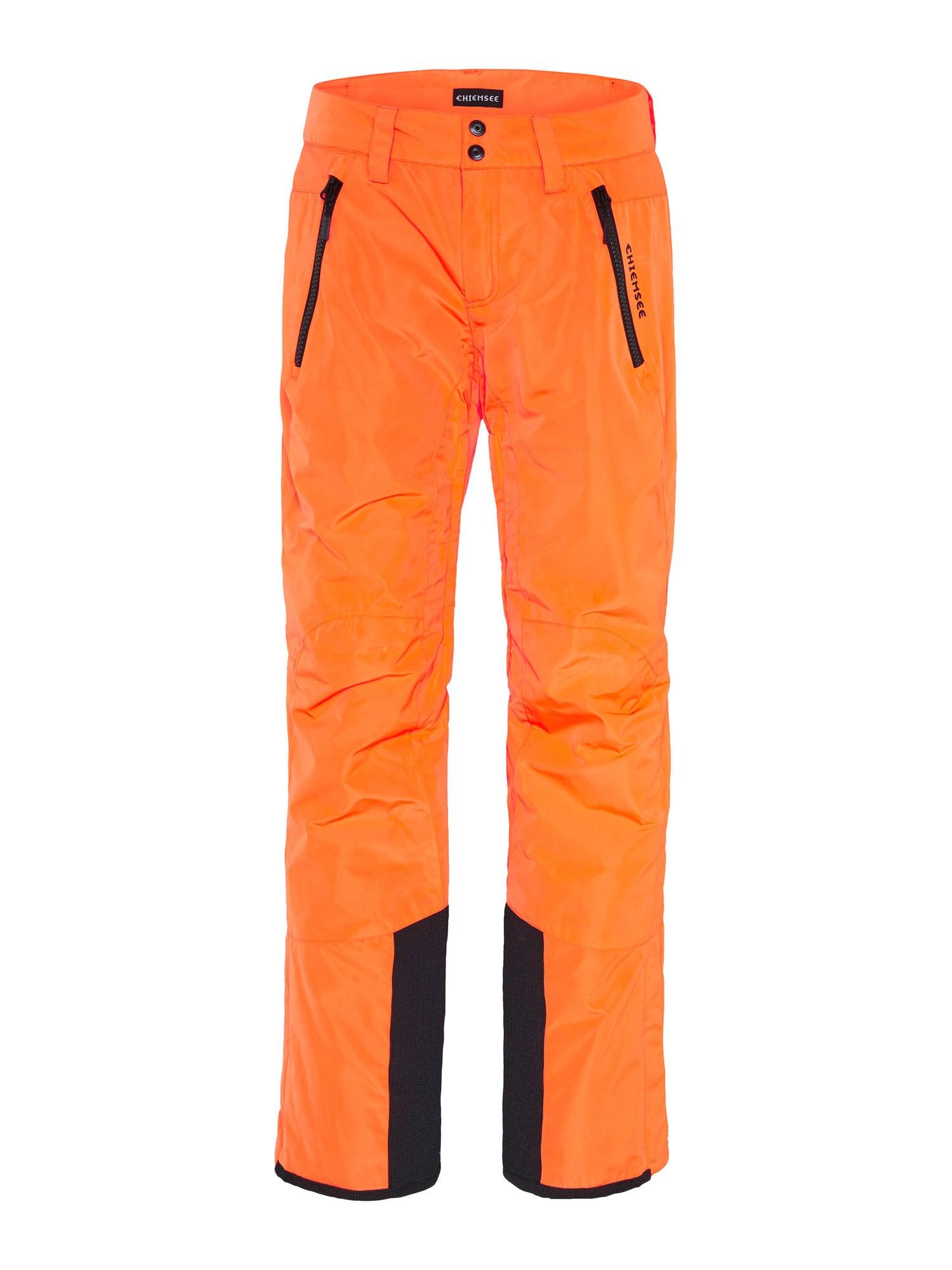CHIEMSEE Laisvalaikio kelnės oranžinė