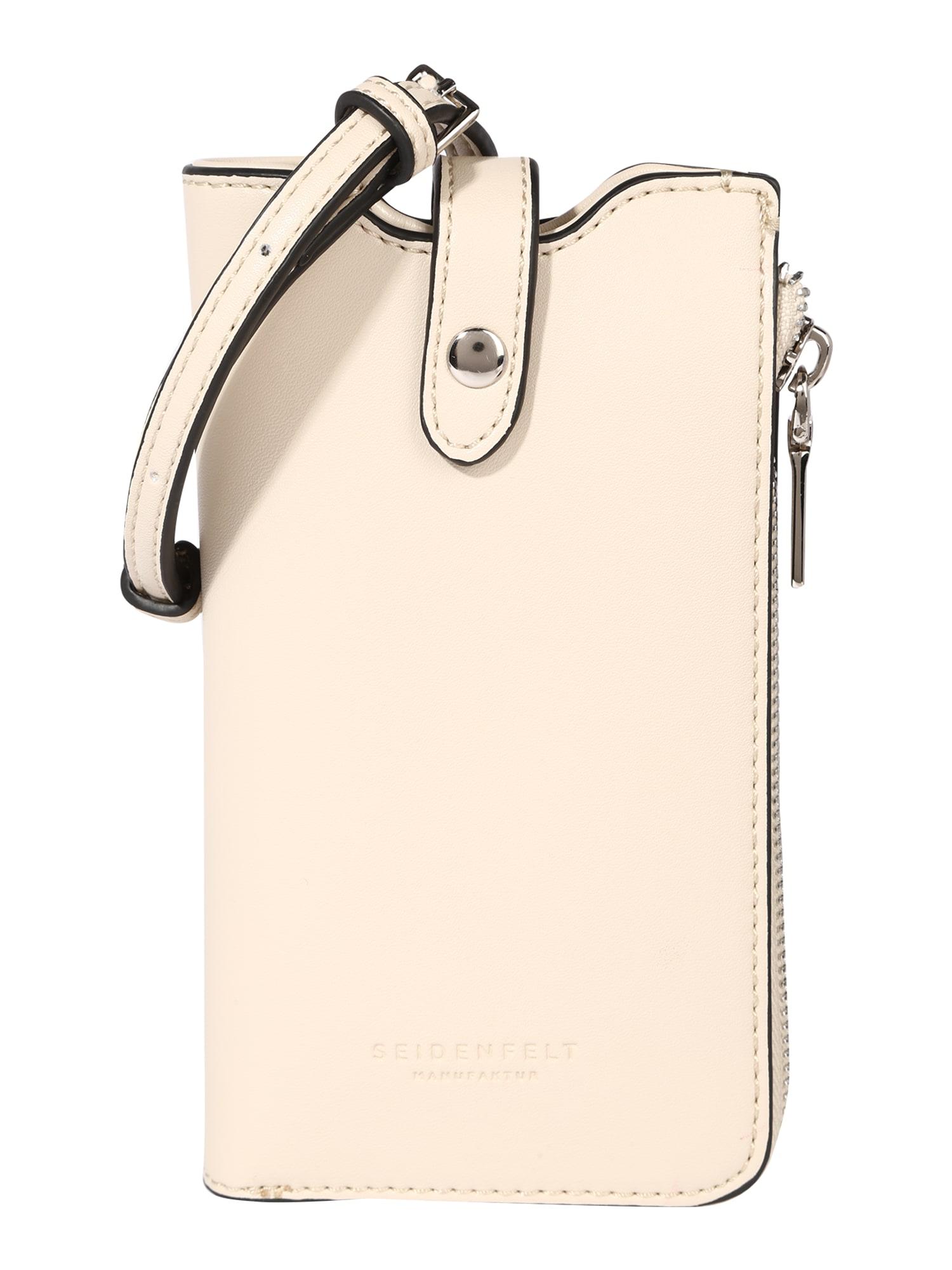 Seidenfelt Manufaktur Išmaniojo telefono dėklas