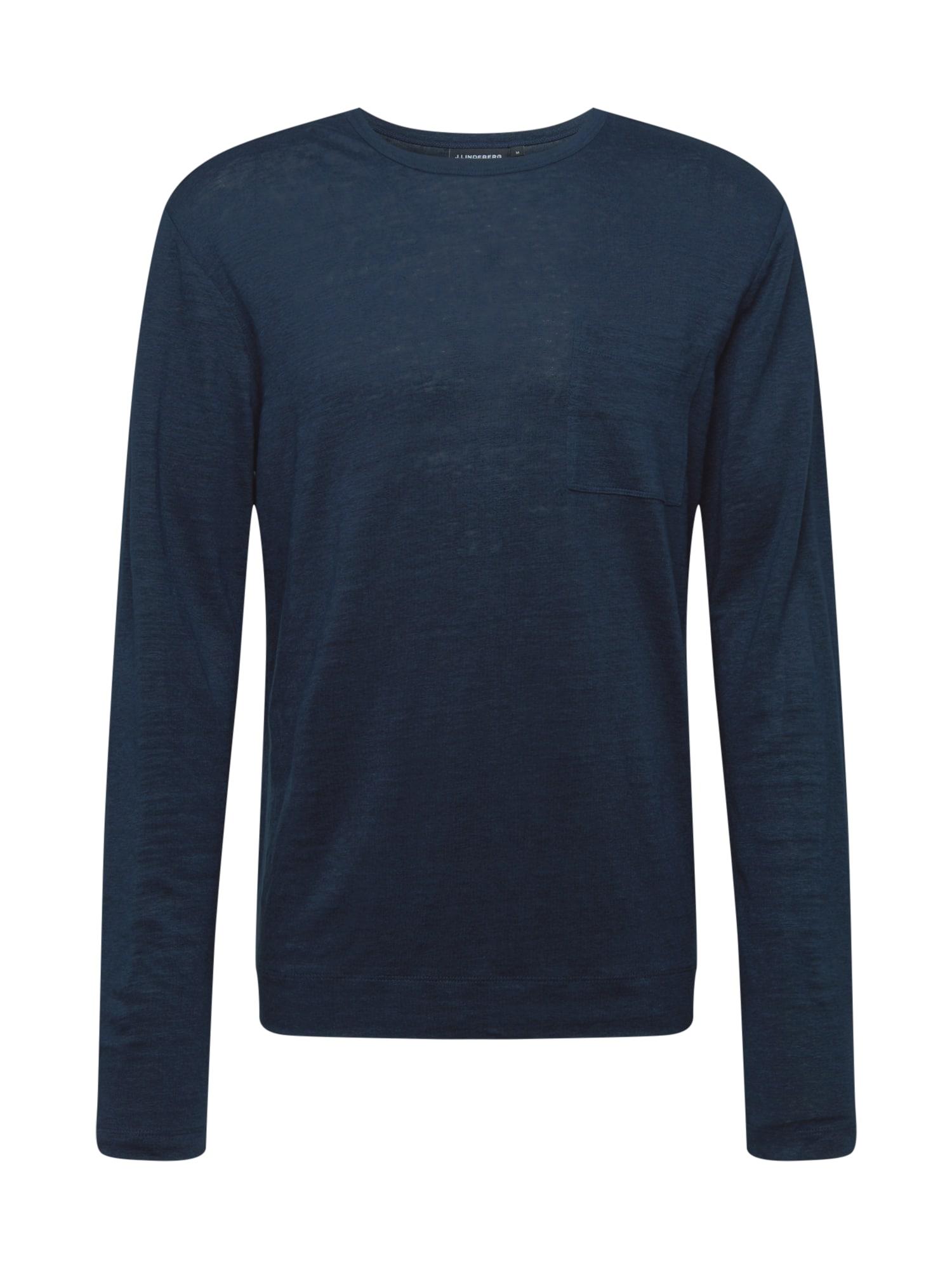 J.Lindeberg Marškinėliai tamsiai mėlyna