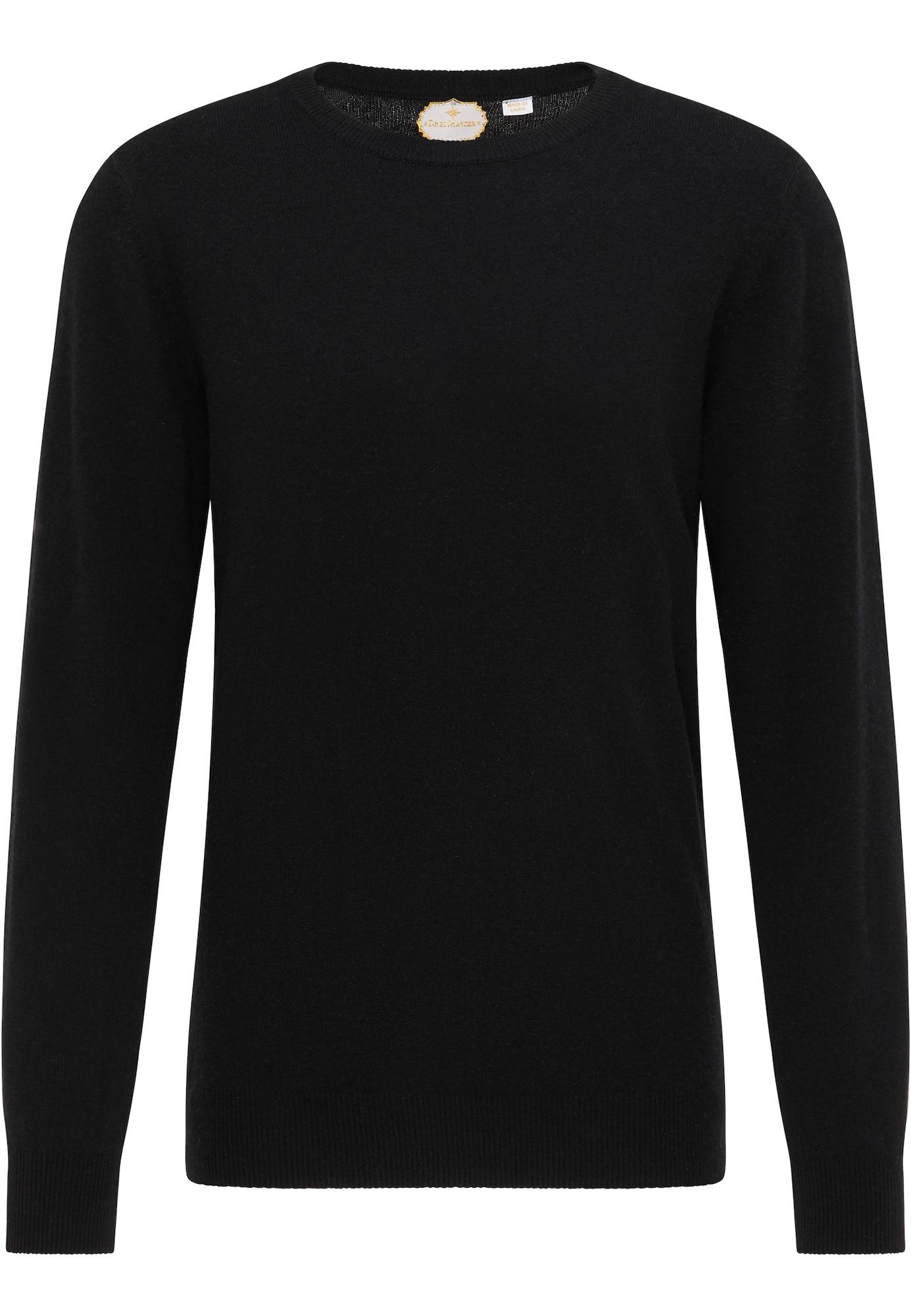DreiMaster PREMIUM Megztinis juoda