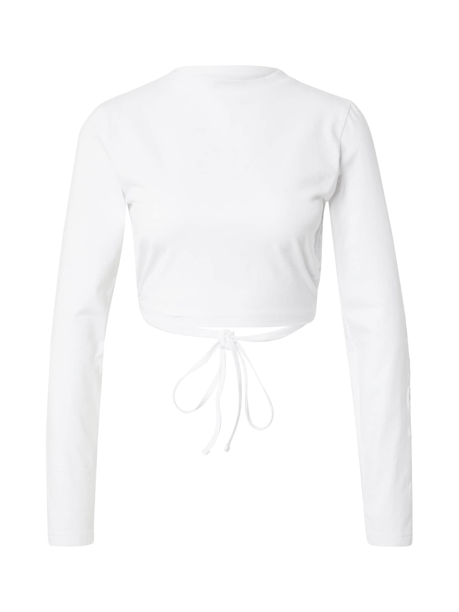 Karl Kani Marškinėliai balta