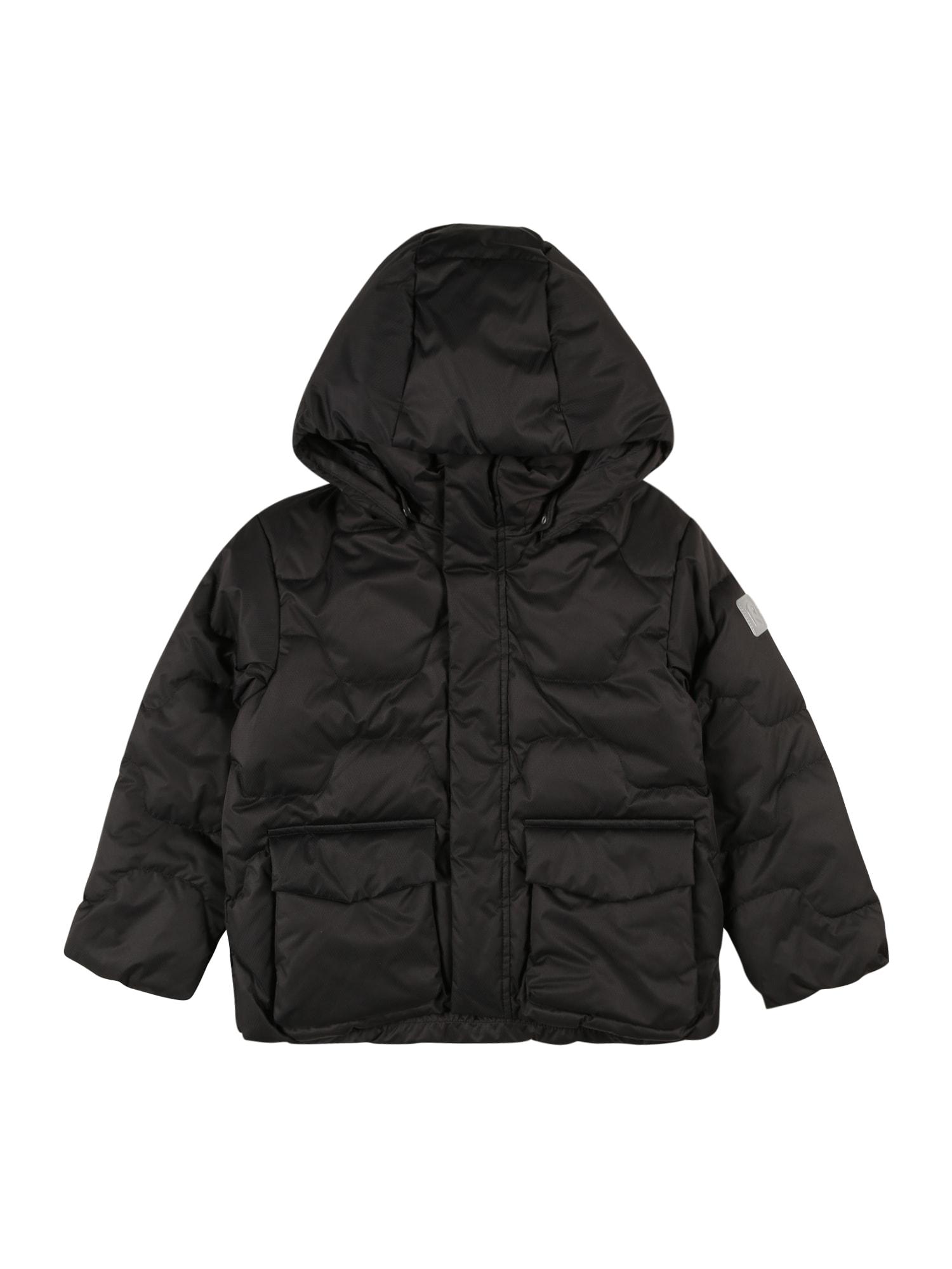 Reima Zimní bunda  černá