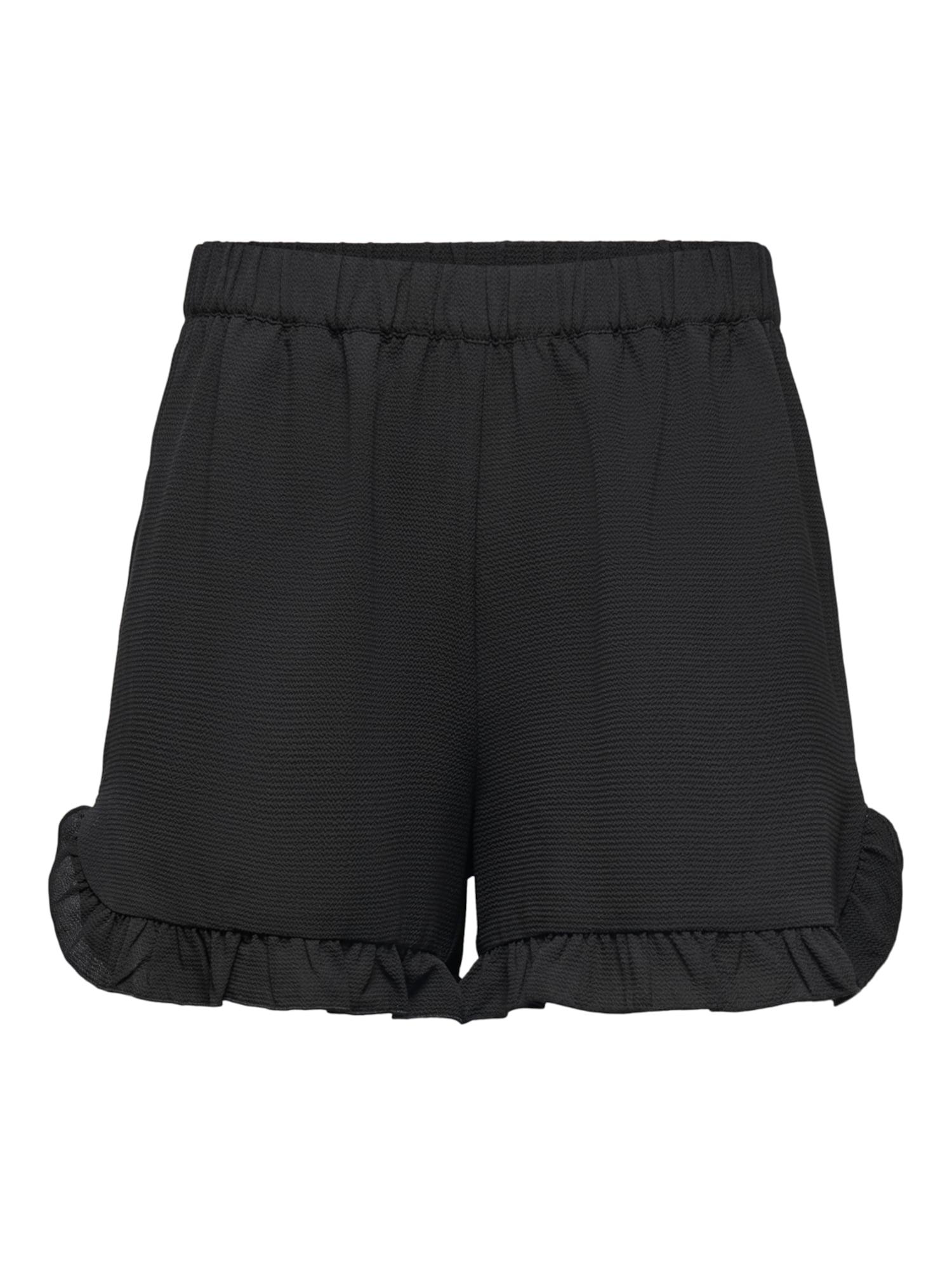 ONLY Kalhoty 'Nova'  černá