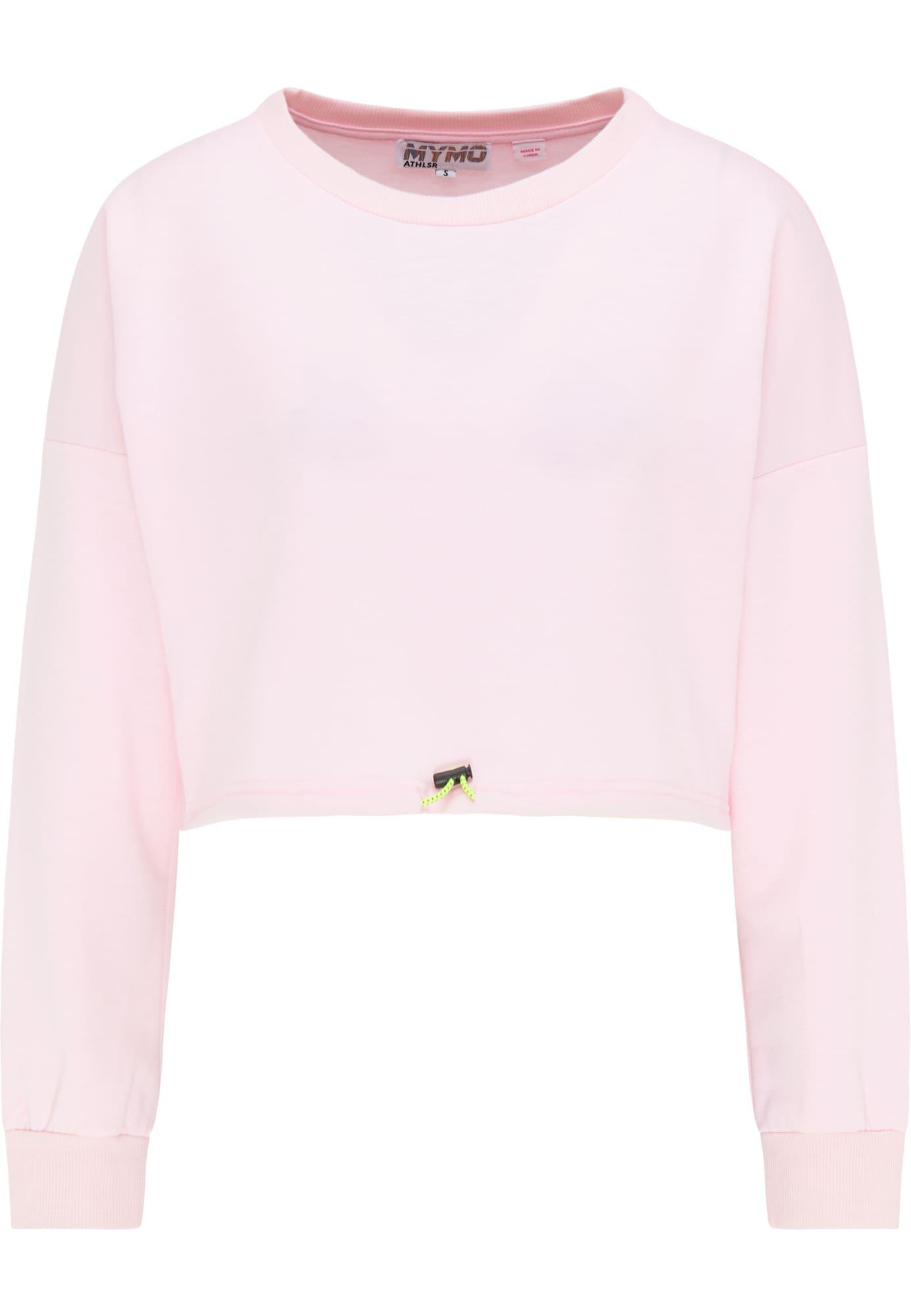 myMo ATHLSR Sportinio tipo megztinis rožinė