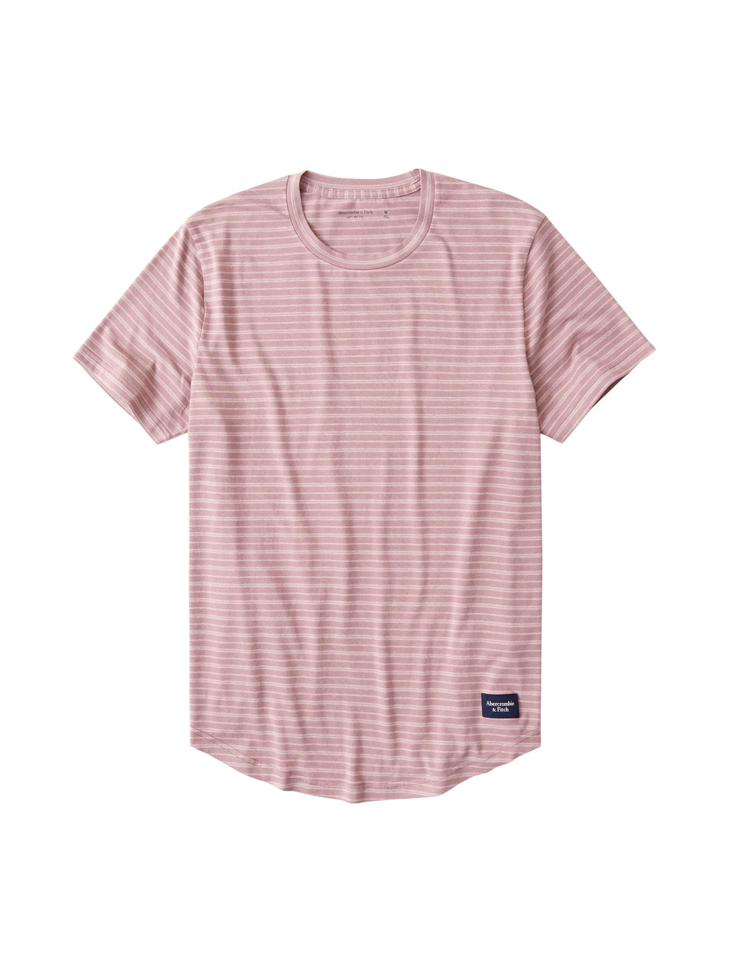 Abercrombie & Fitch Marškinėliai raudona