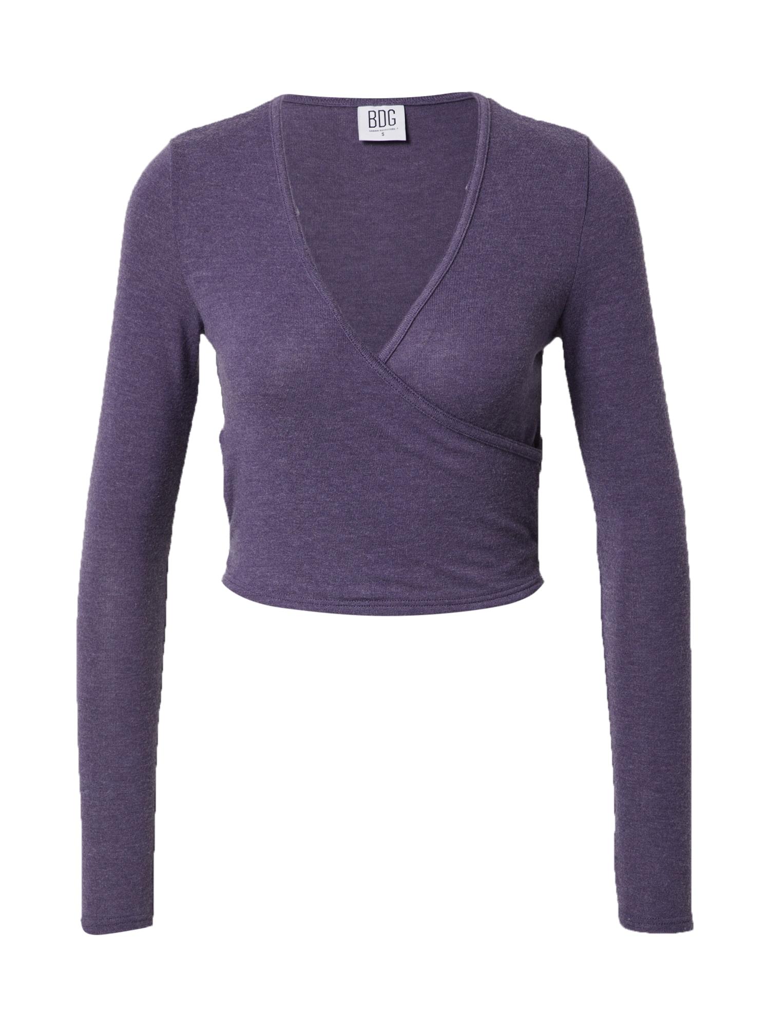 BDG Urban Outfitters Marškinėliai purpurinė