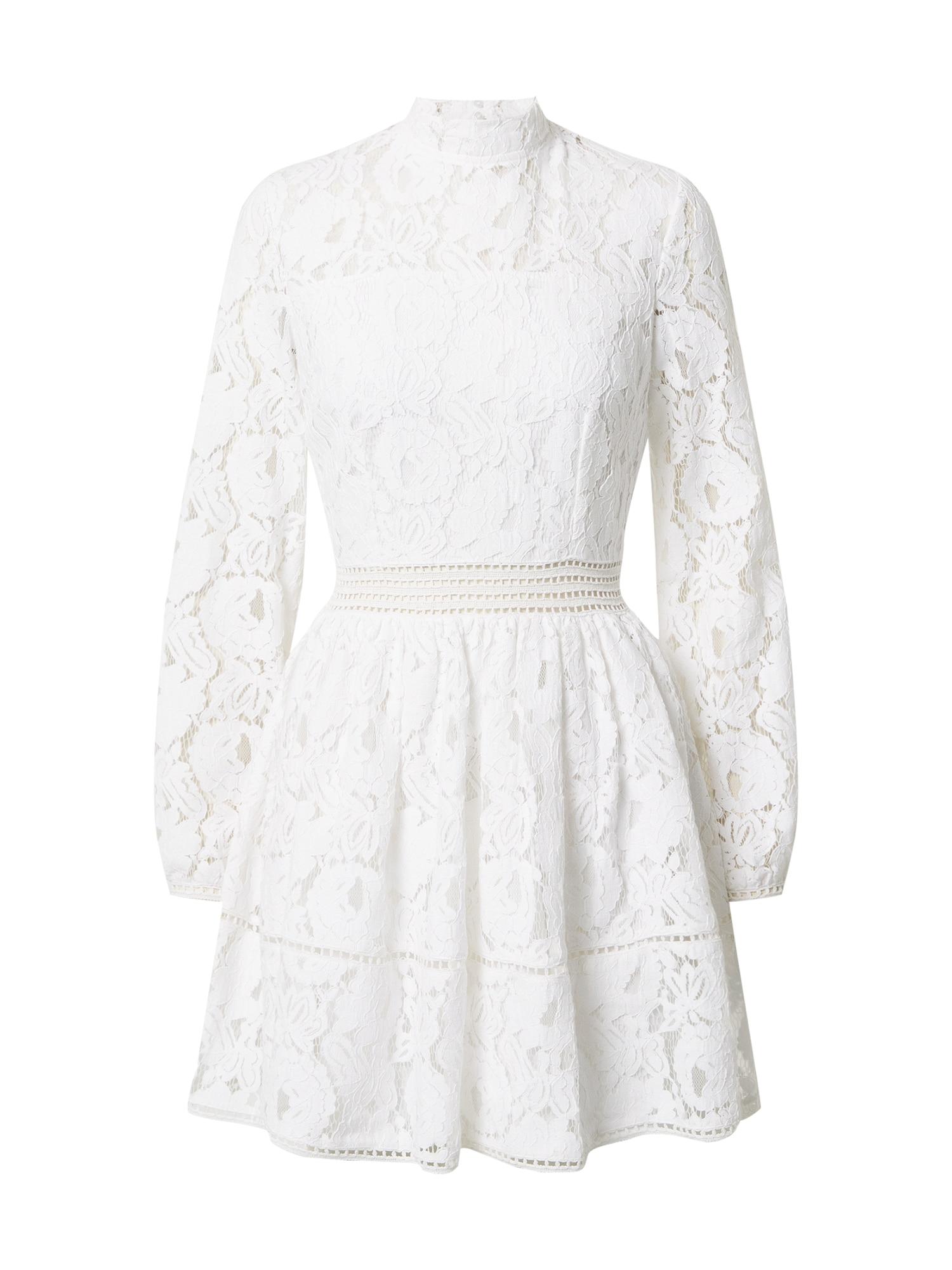NA-KD Kokteilinė suknelė balta