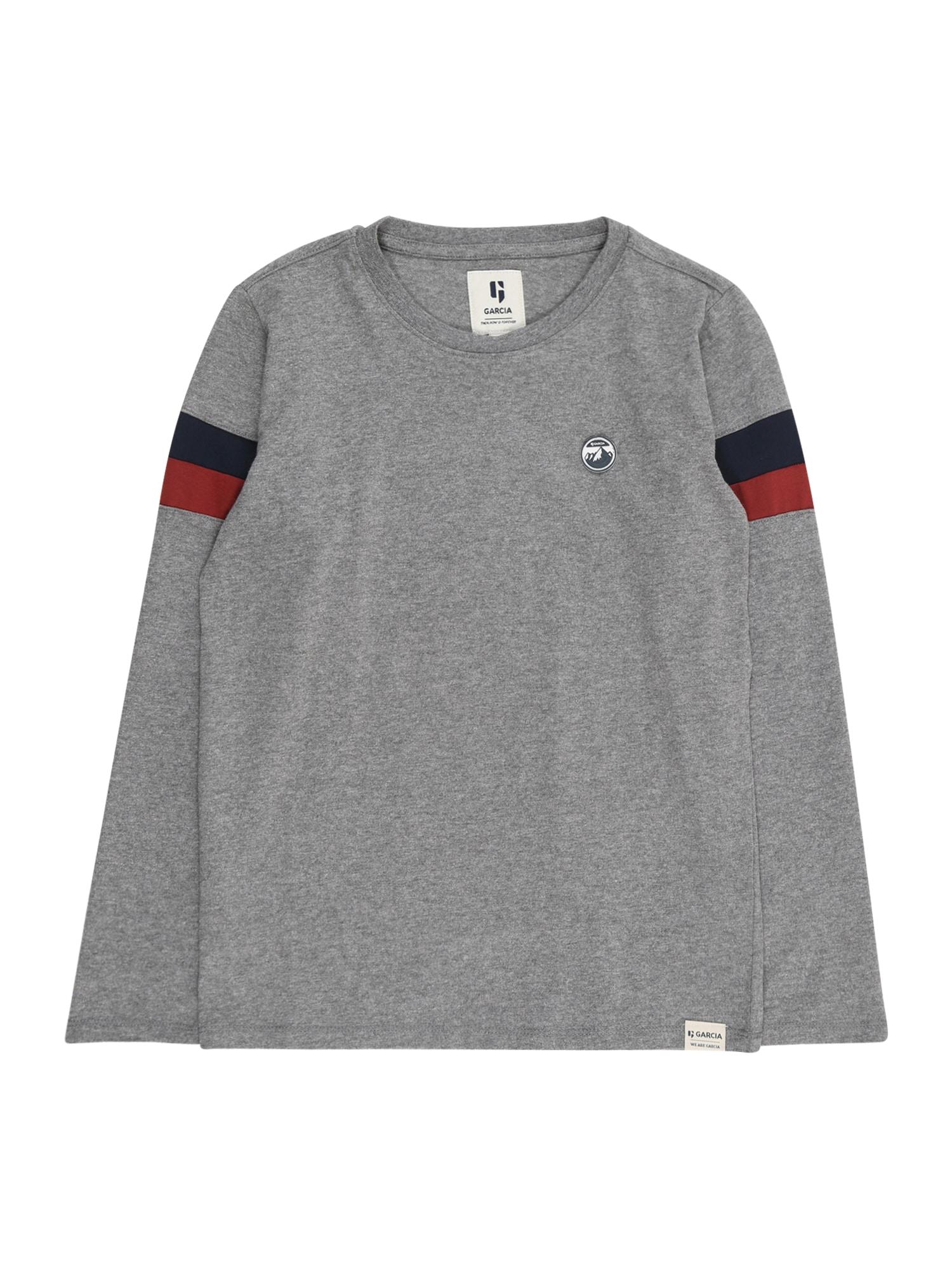 GARCIA Marškinėliai tamsiai pilka