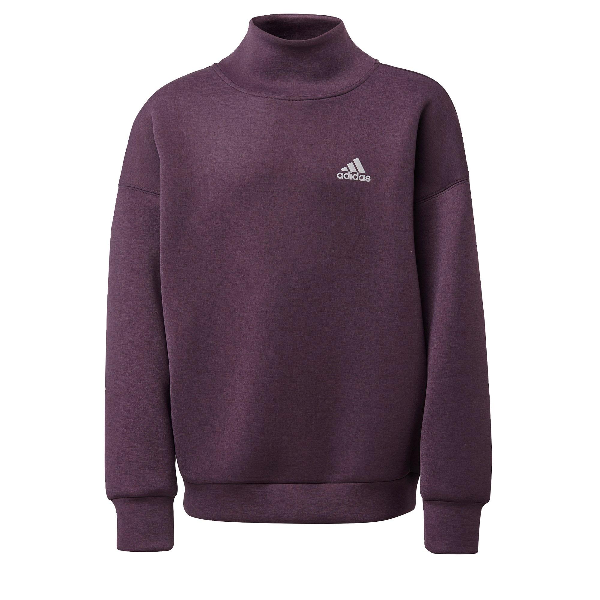 ADIDAS PERFORMANCE Sportinio tipo megztinis uogų spalva