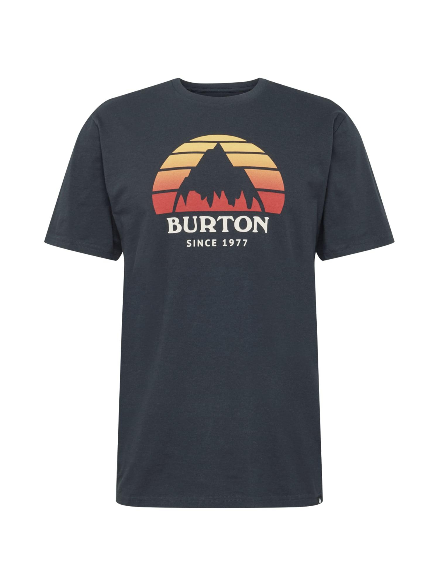 BURTON Marškinėliai juoda