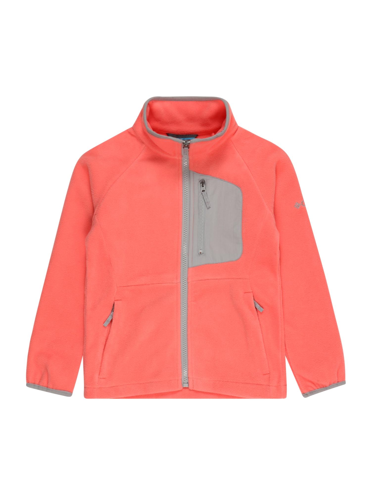 COLUMBIA Funkcinis flisinis džemperis