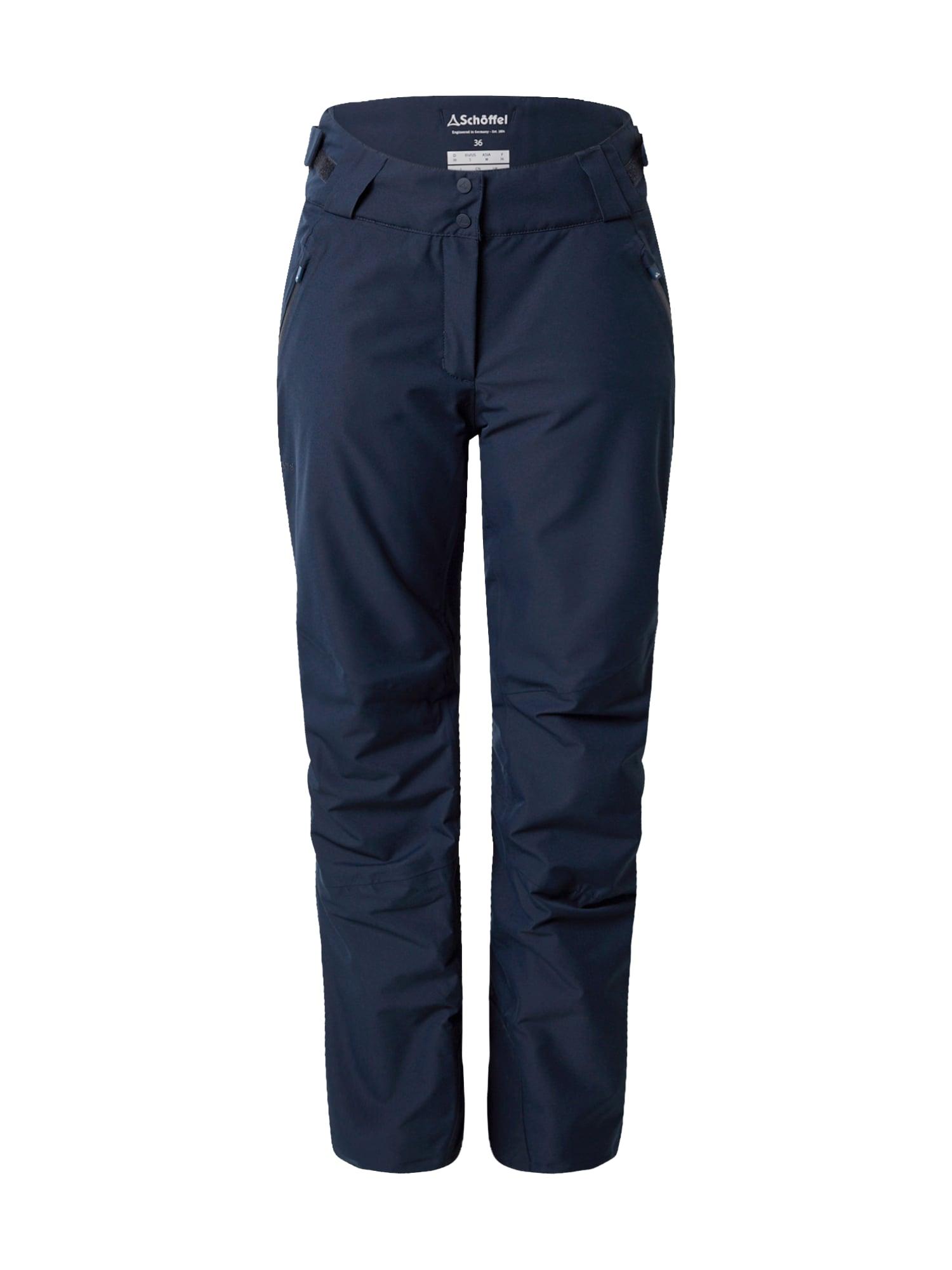 Schöffel Sportovní kalhoty 'Alp Nova'  námořnická modř