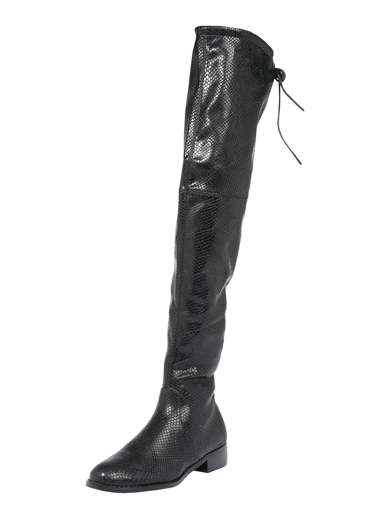 Raid Auliniai batai su kulniuku 'Elle' juoda