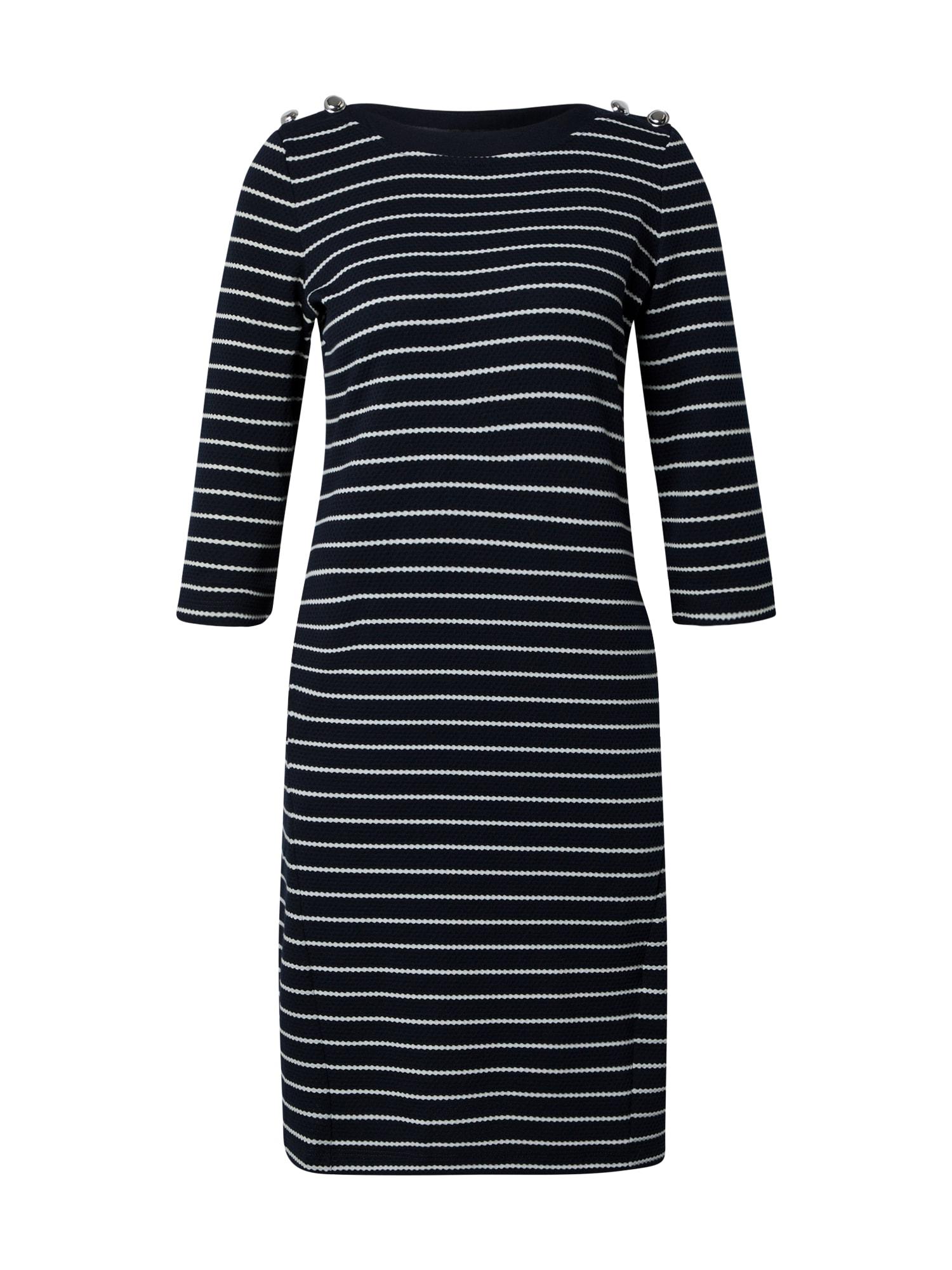 TAIFUN Suknelė ultramarino mėlyna (skaidri)