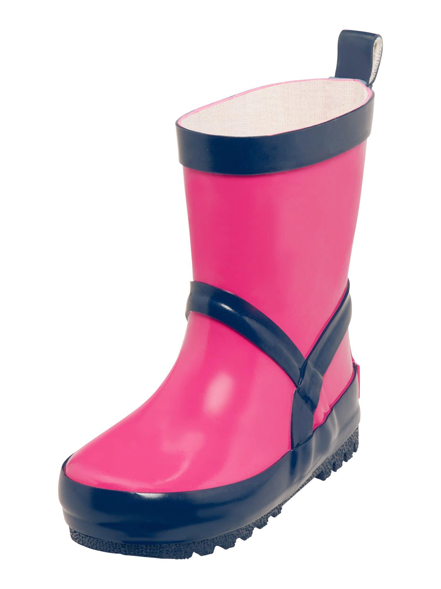 PLAYSHOES Guminiai batai rožinė / tamsiai mėlyna jūros spalva