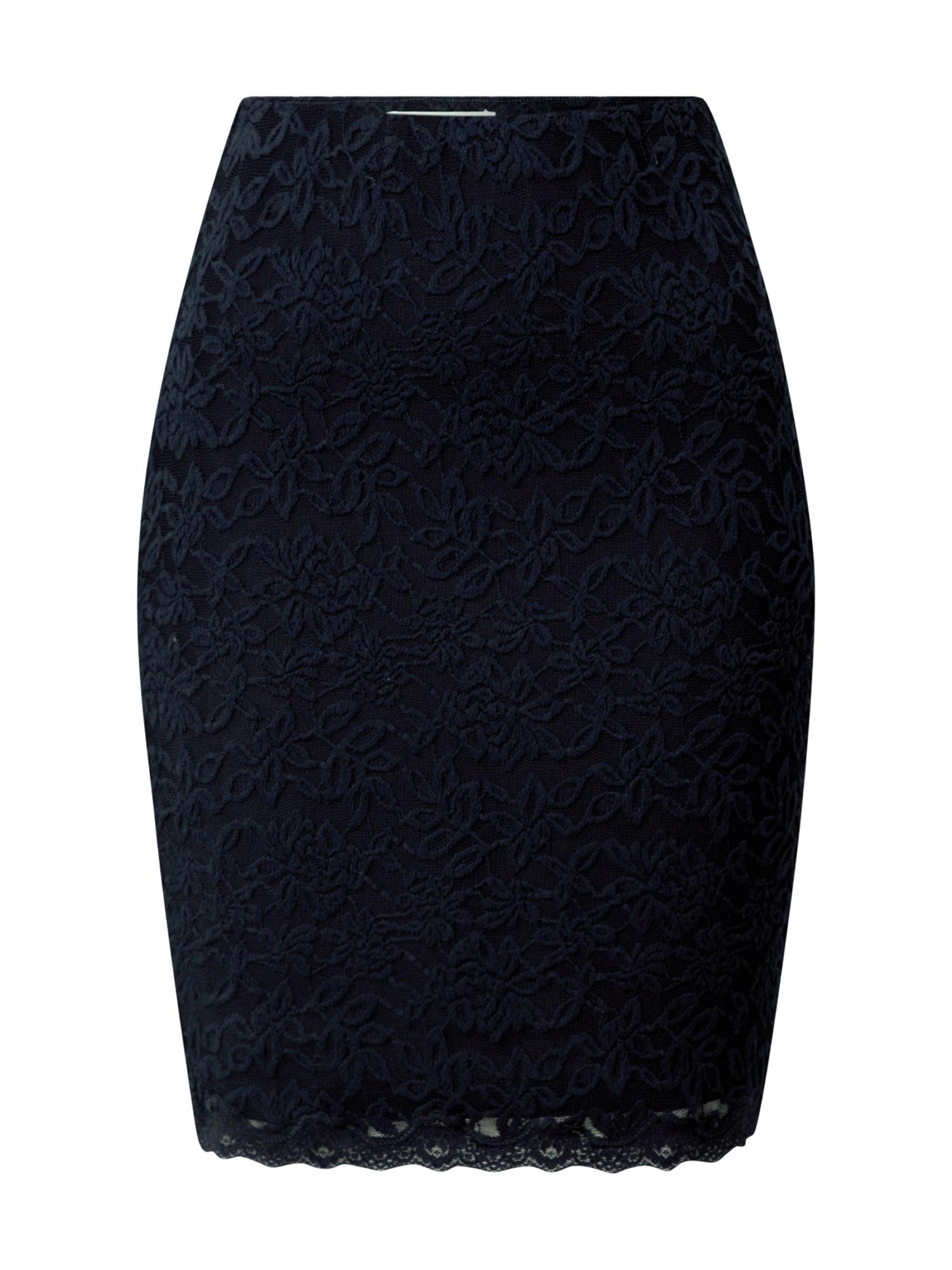 rosemunde Sijonas tamsiai mėlyna