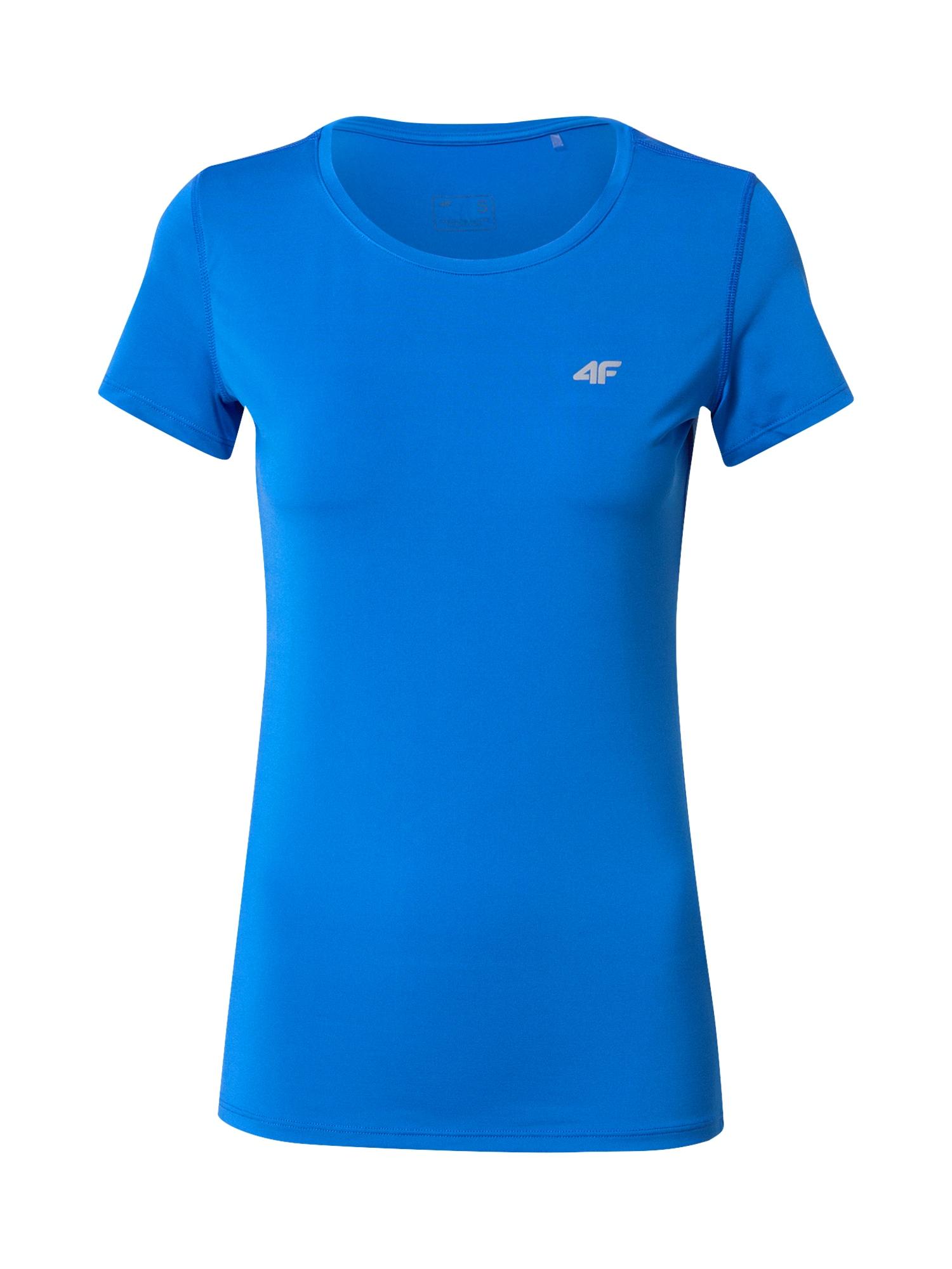 """4F Sportiniai marškinėliai sodri mėlyna (""""karališka"""")"""