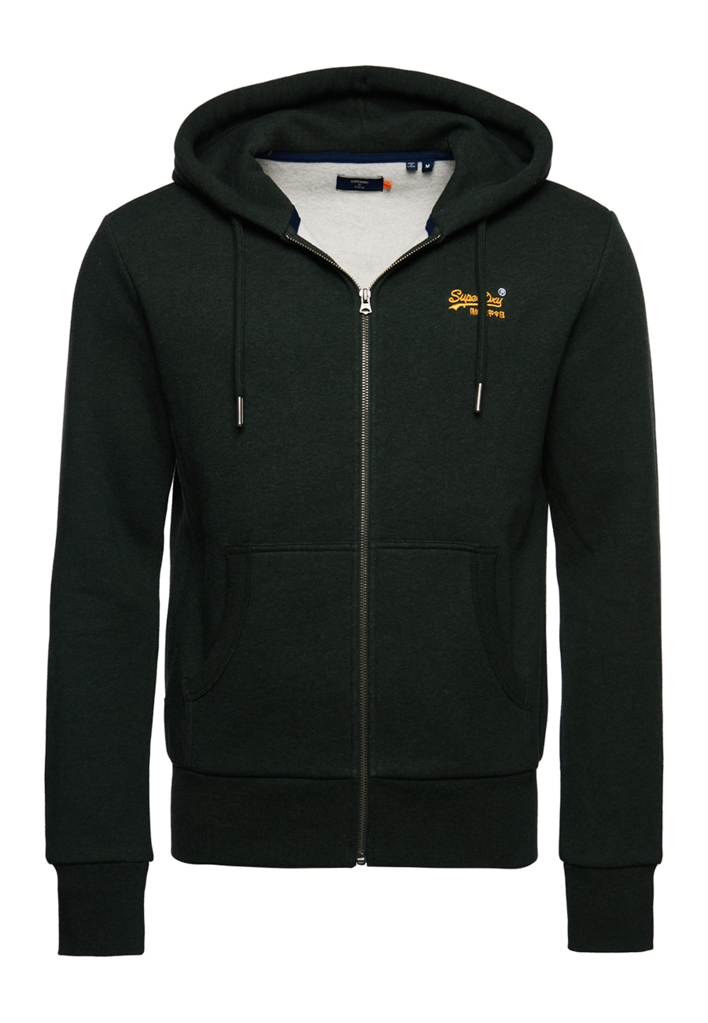 Superdry Džemperis įdegio spalva / geltona