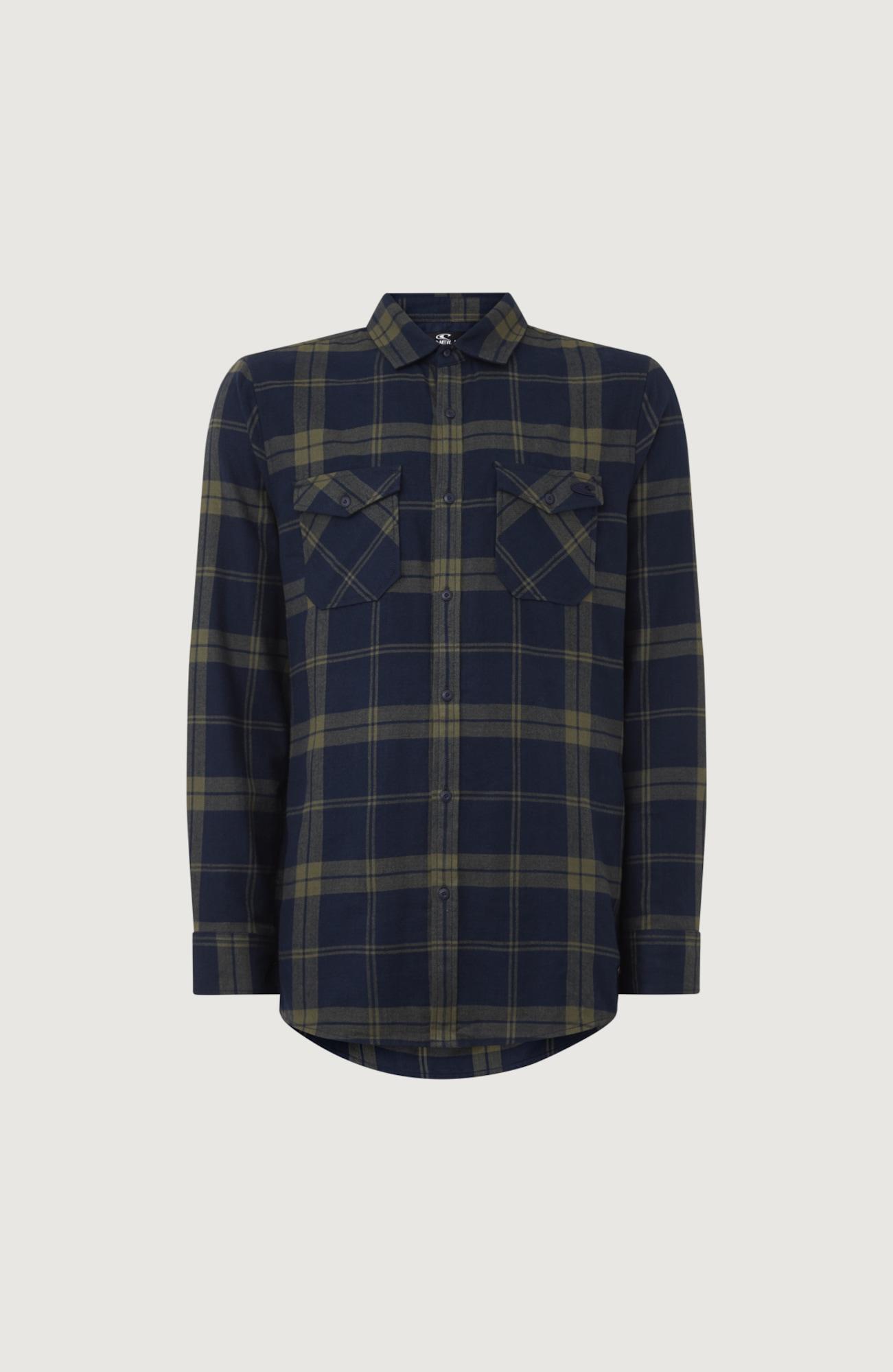 O'NEILL Košile  khaki / marine modrá