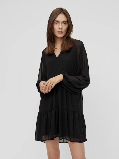 Object Mila Gia Langärmeliges Smock-Kleid
