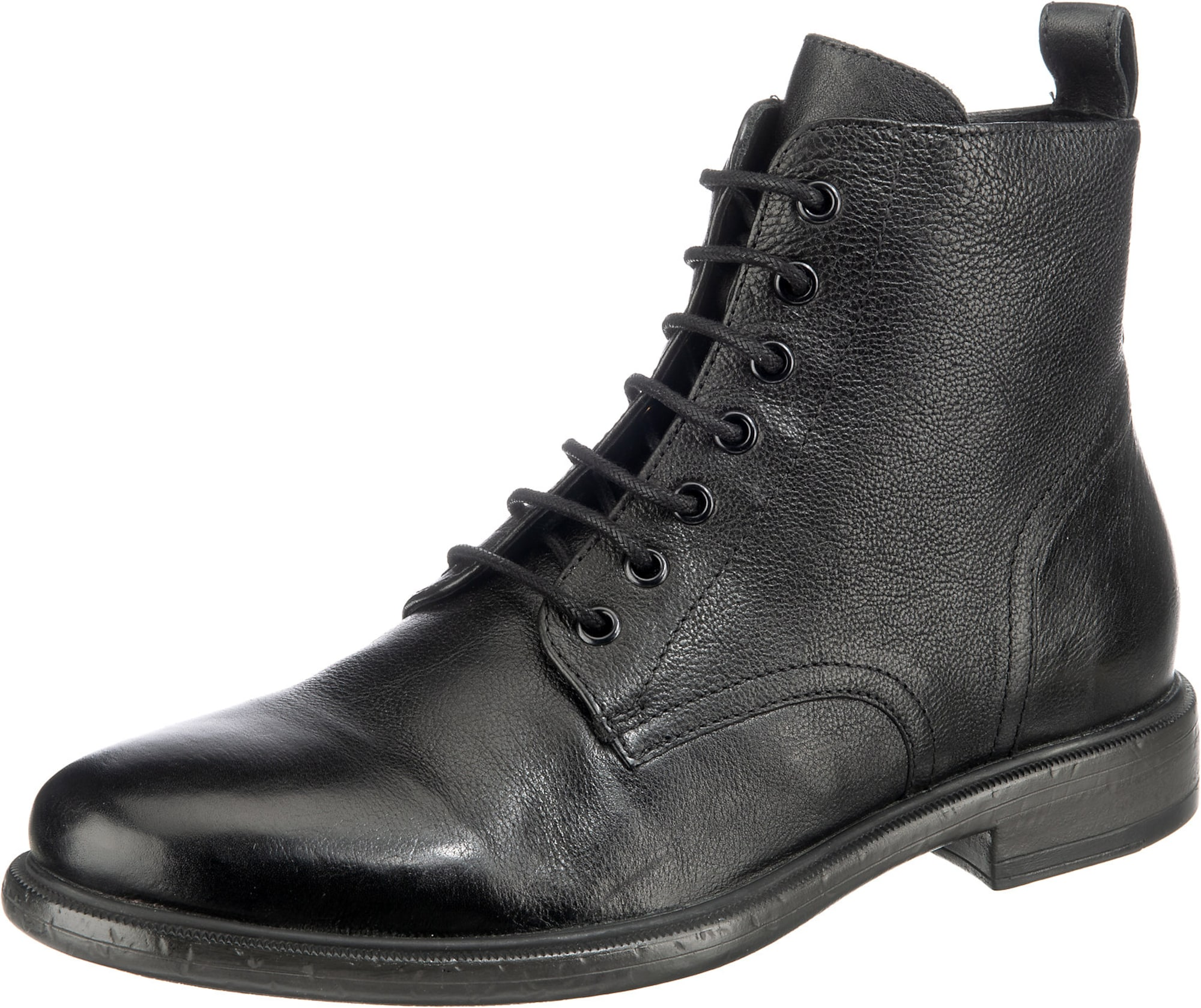 GEOX Suvarstomieji batai juoda