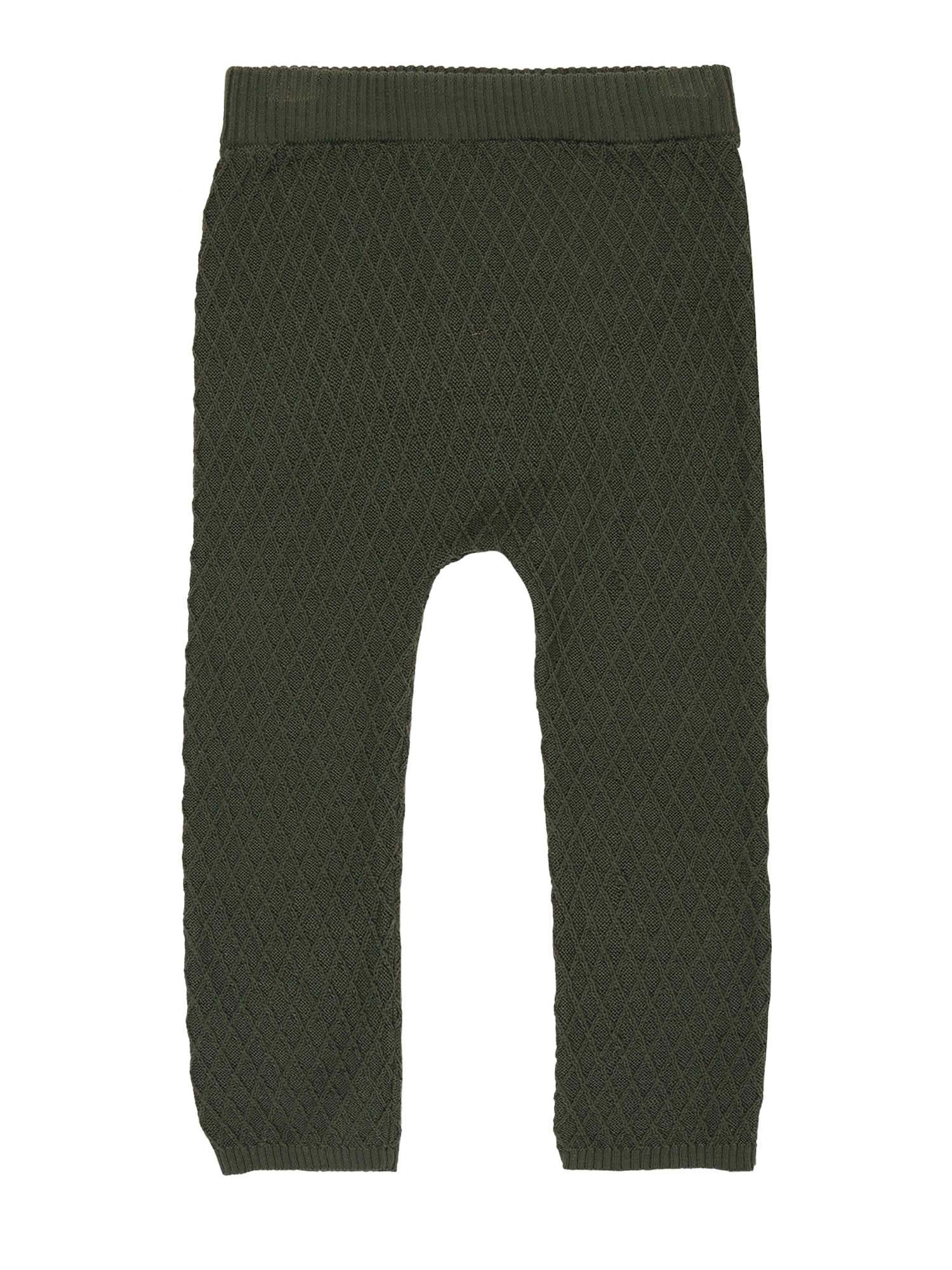 NAME IT Kalhoty 'MALLE'  tmavě zelená