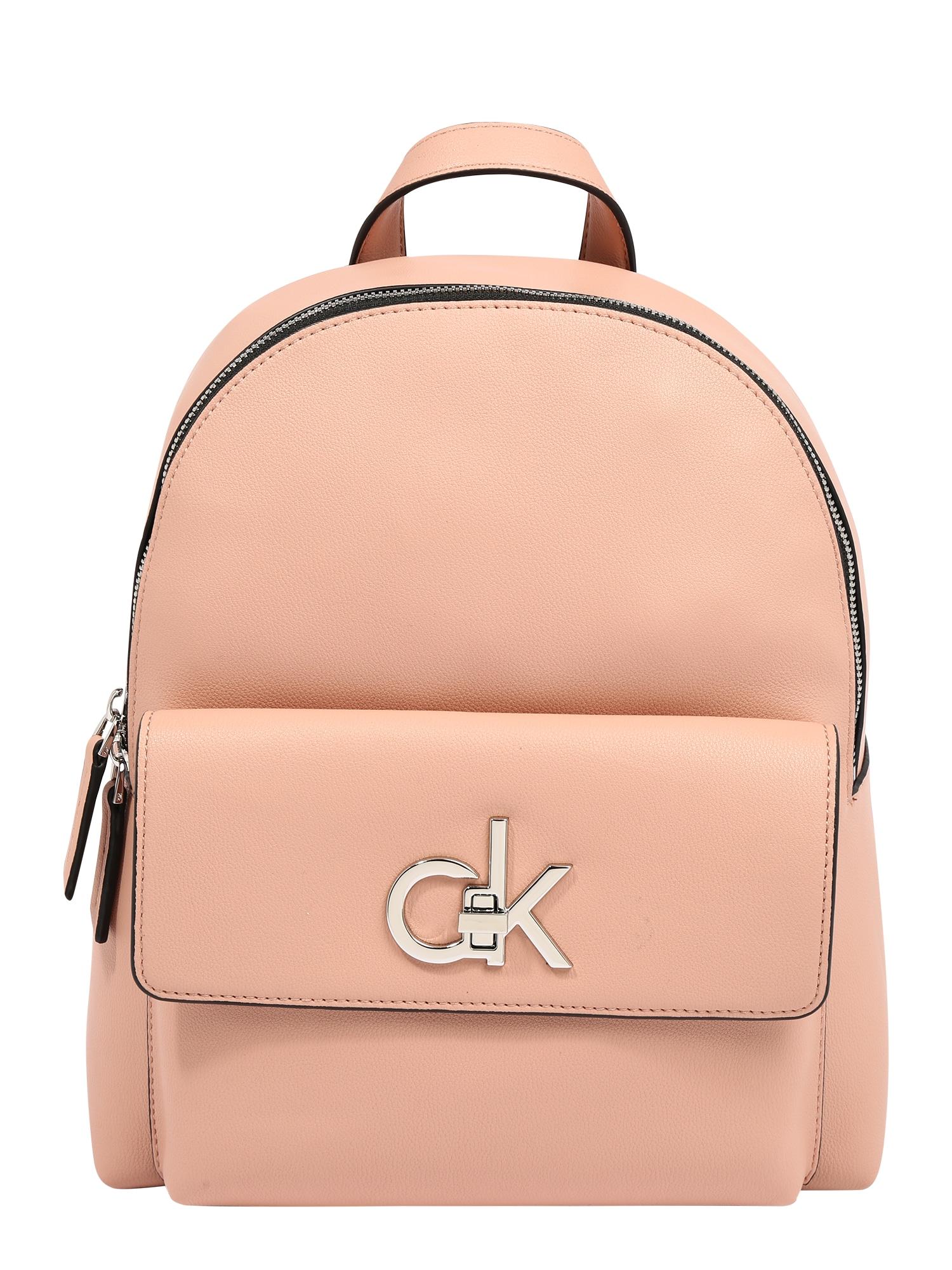 Calvin Klein Batoh 'Round'  růžová