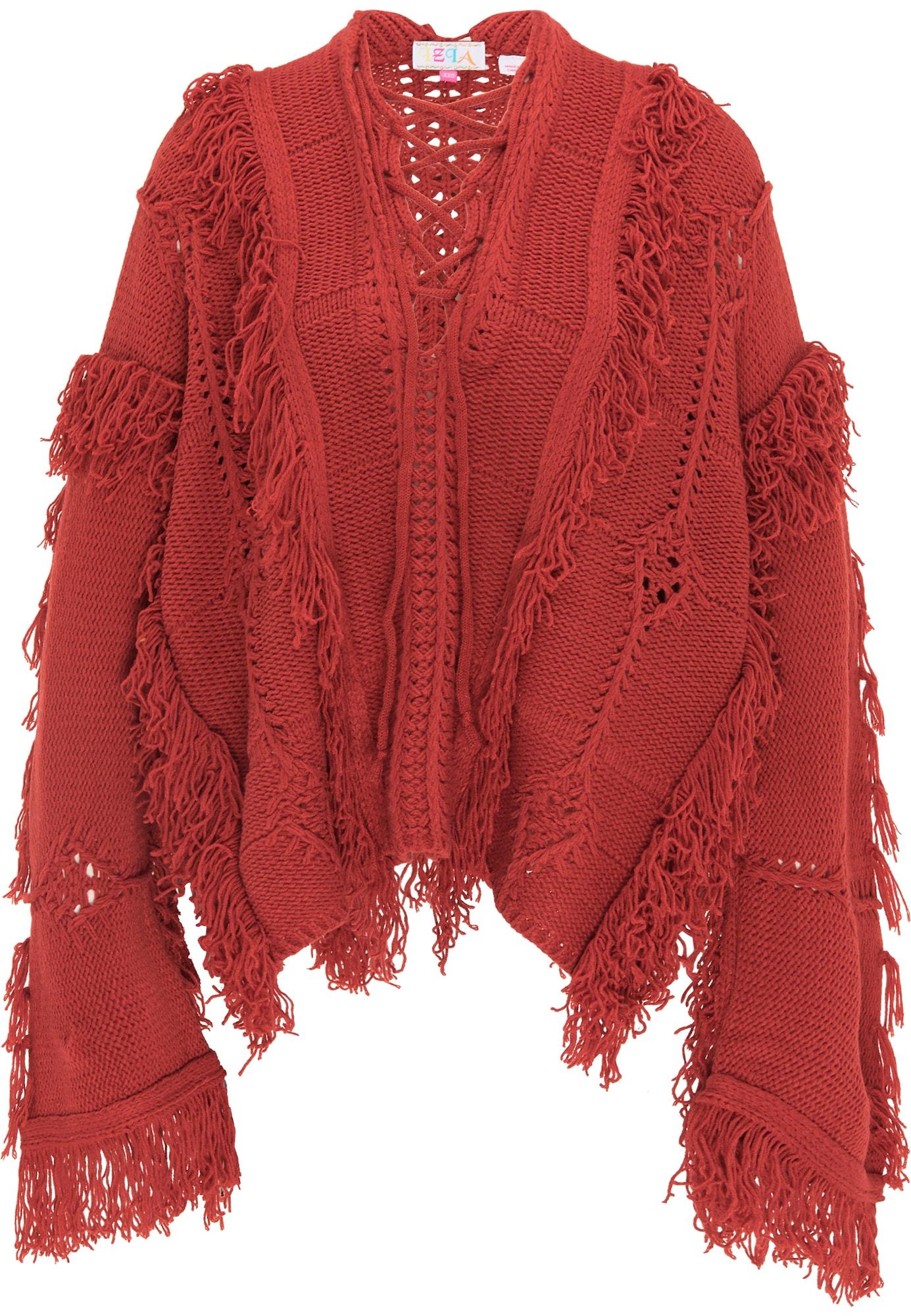 IZIA Megztinis raudona