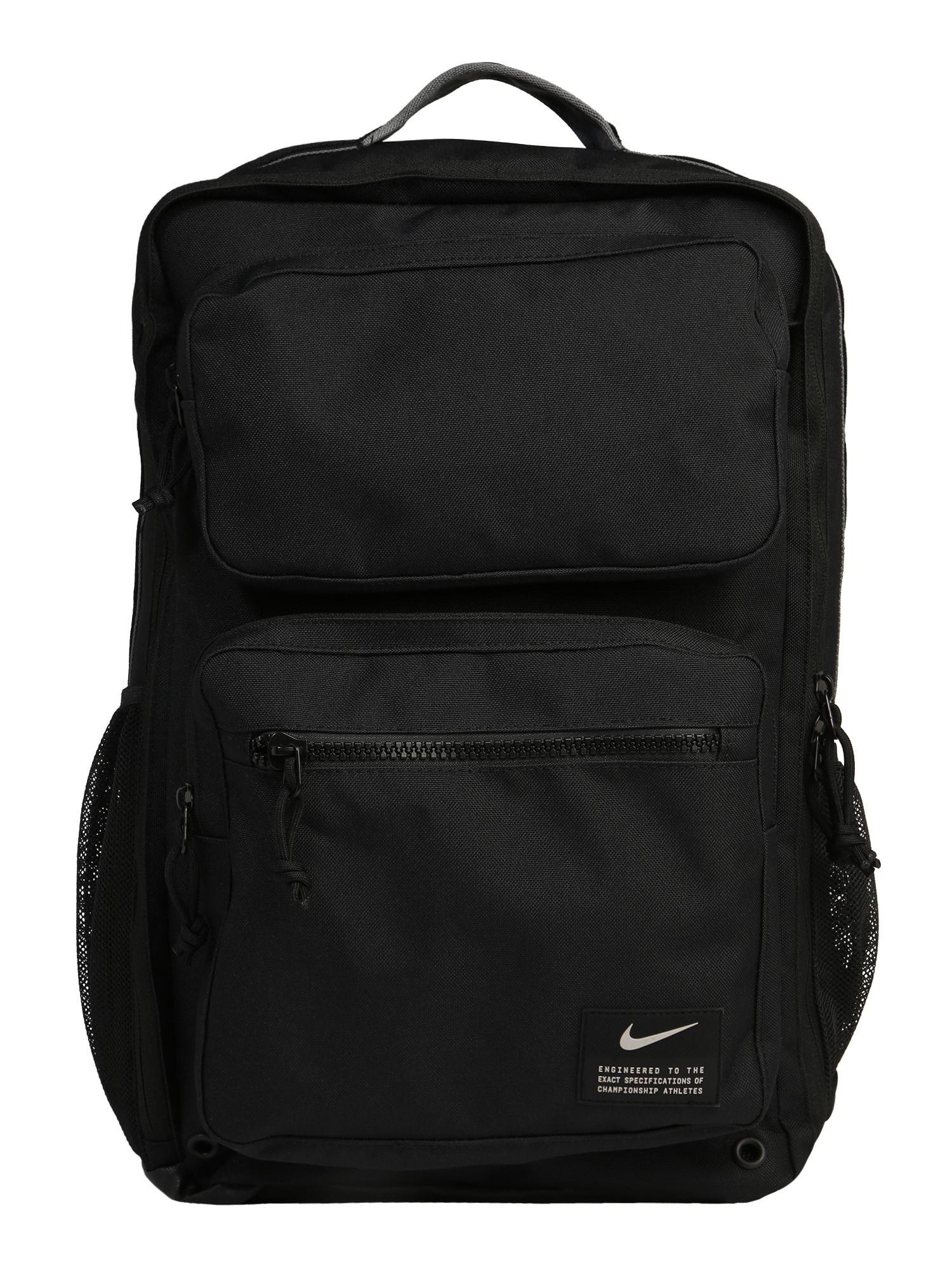 NIKE Sportovní batoh 'Utility Speed'  černá