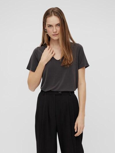 Yas Luna T-Shirt mit V-Ausschnitt