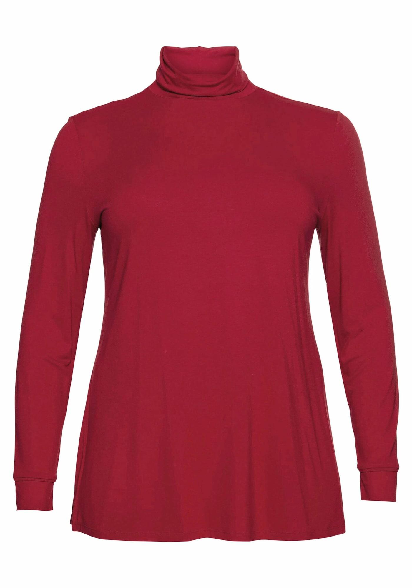 SHEEGO Marškinėliai karmino raudona