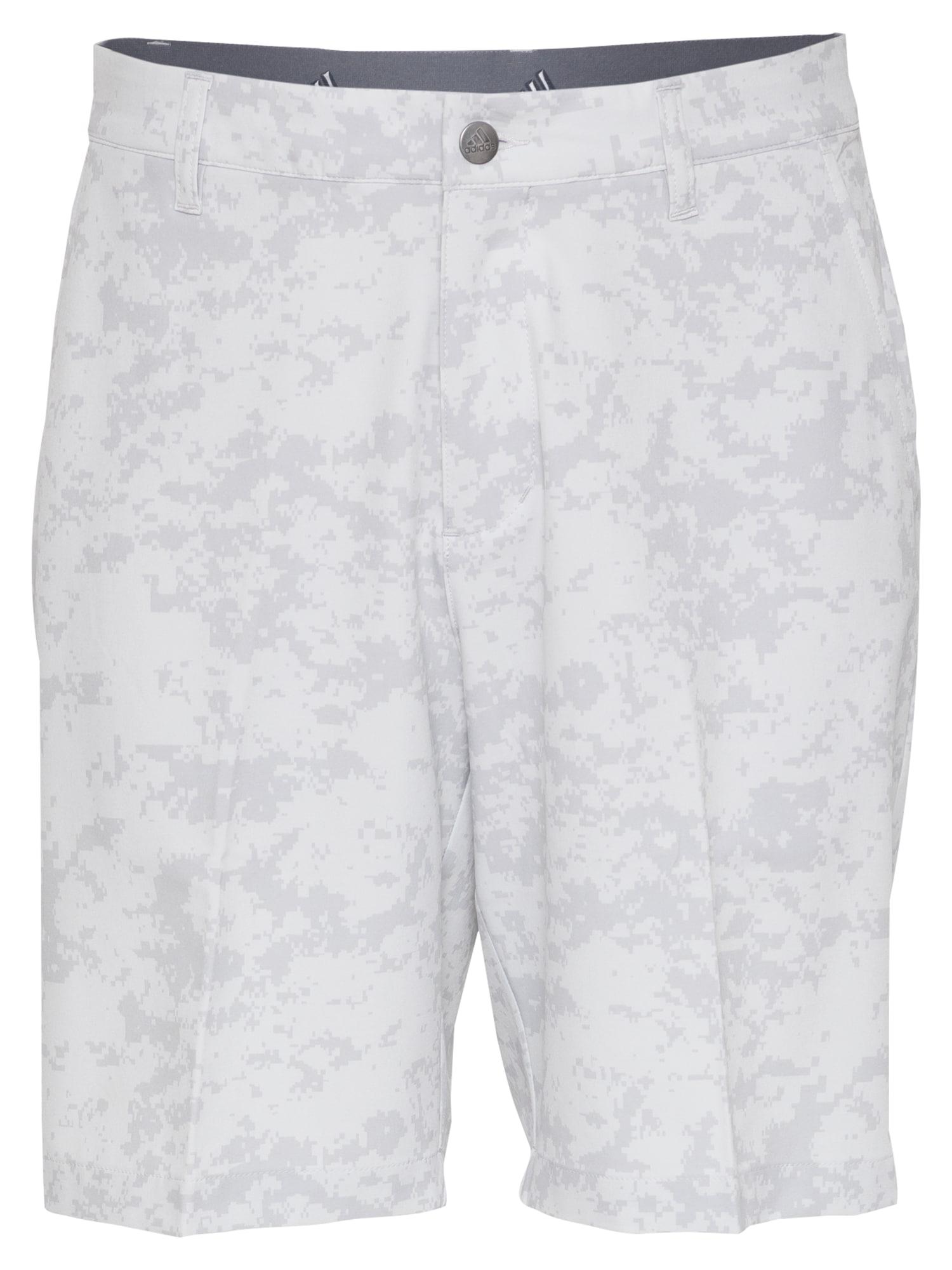 adidas Golf Sportinės kelnės pilka / balta