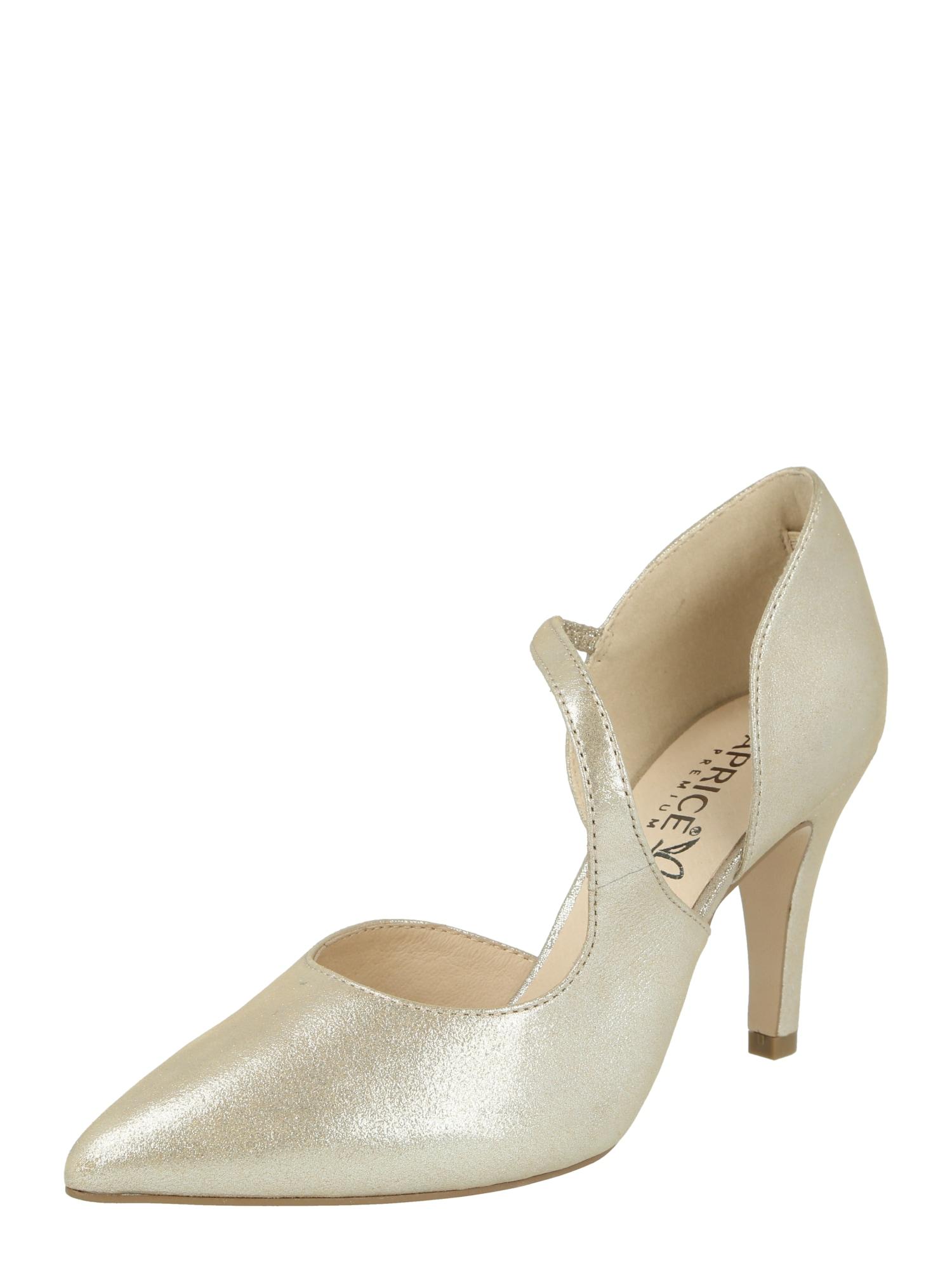 CAPRICE Sandalai auksas