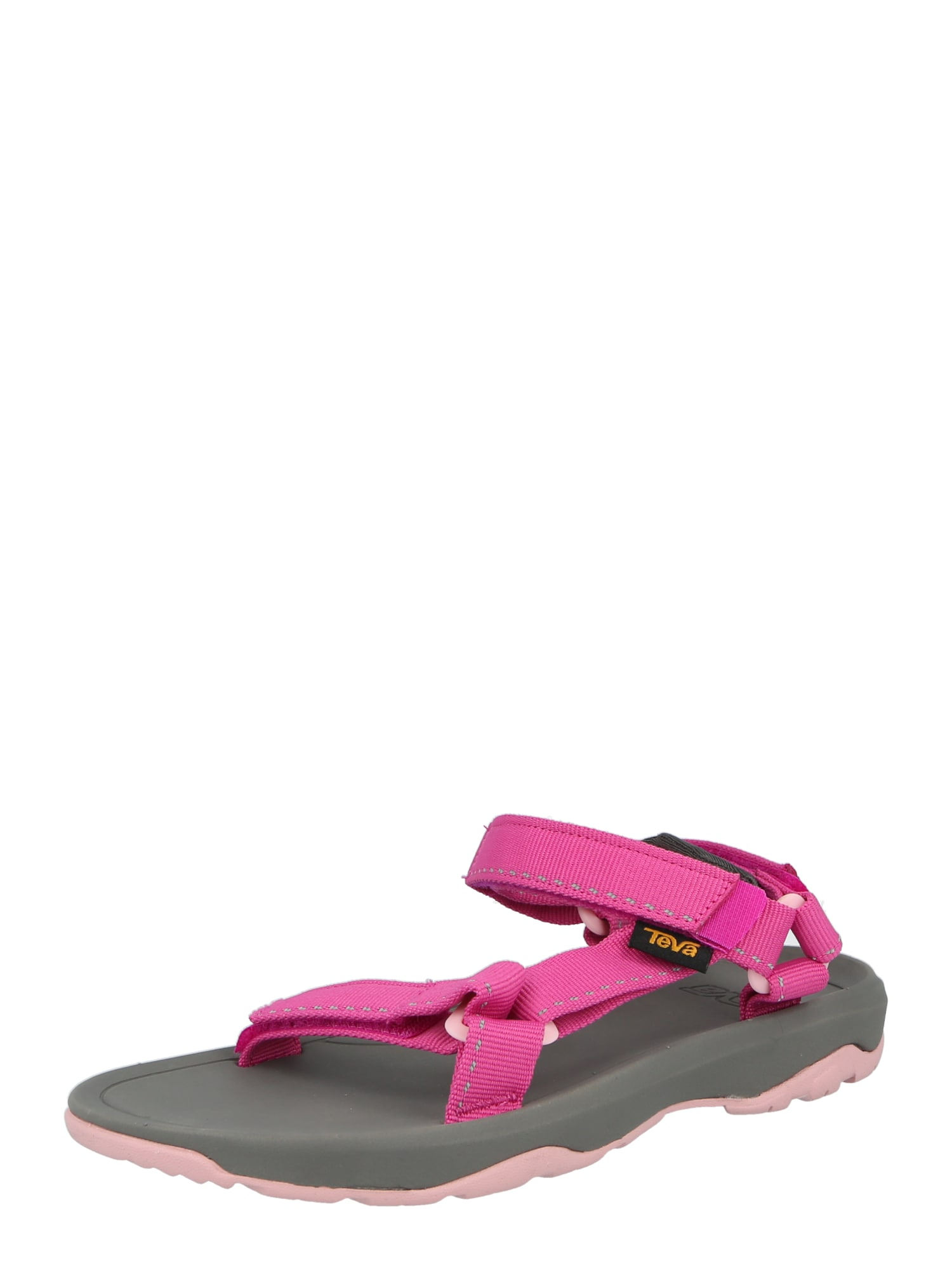TEVA Atviri batai rožinė / tamsiai pilka / šviesiai pilka