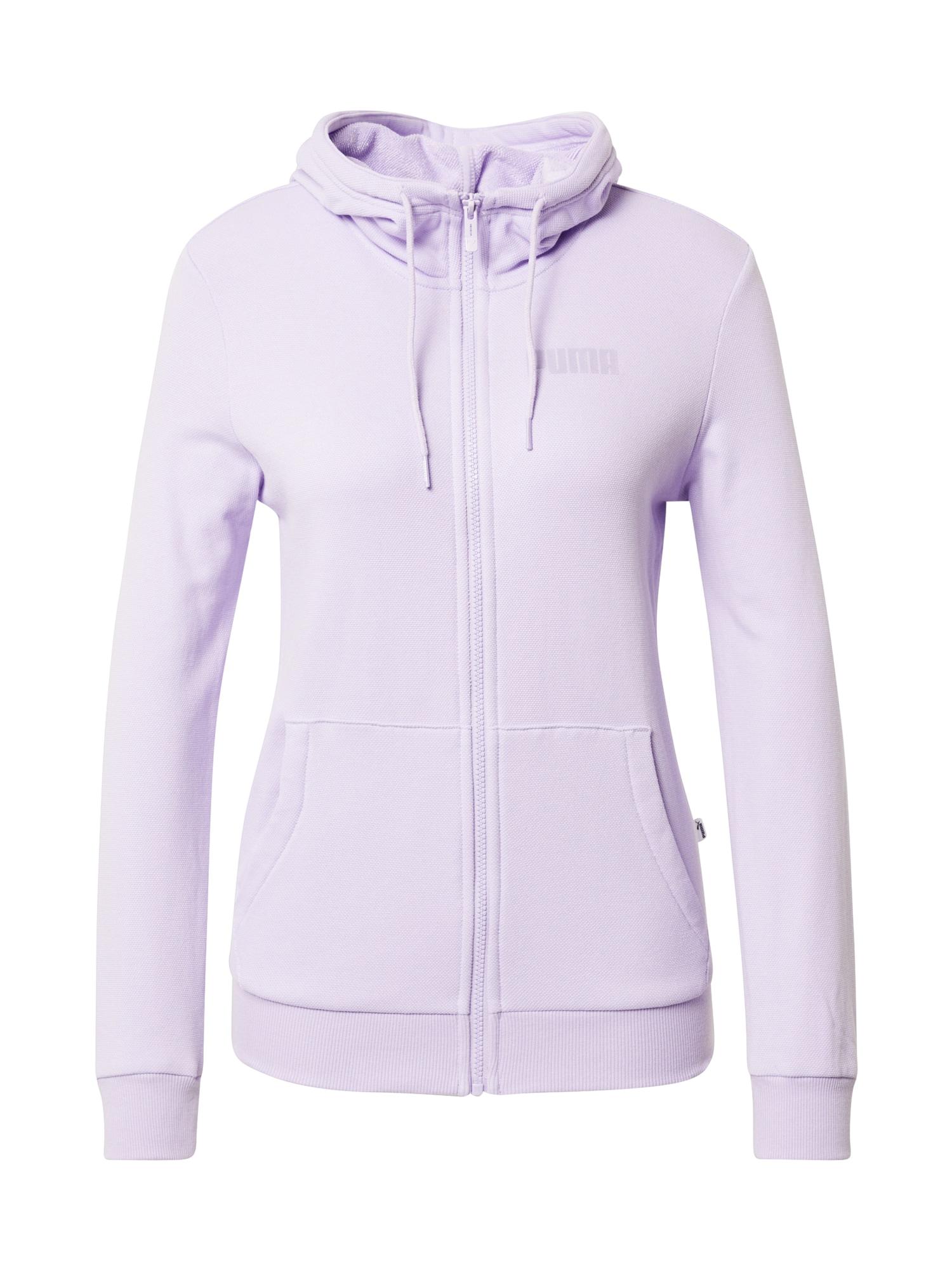 PUMA Sportinis džemperis šviesiai violetinė