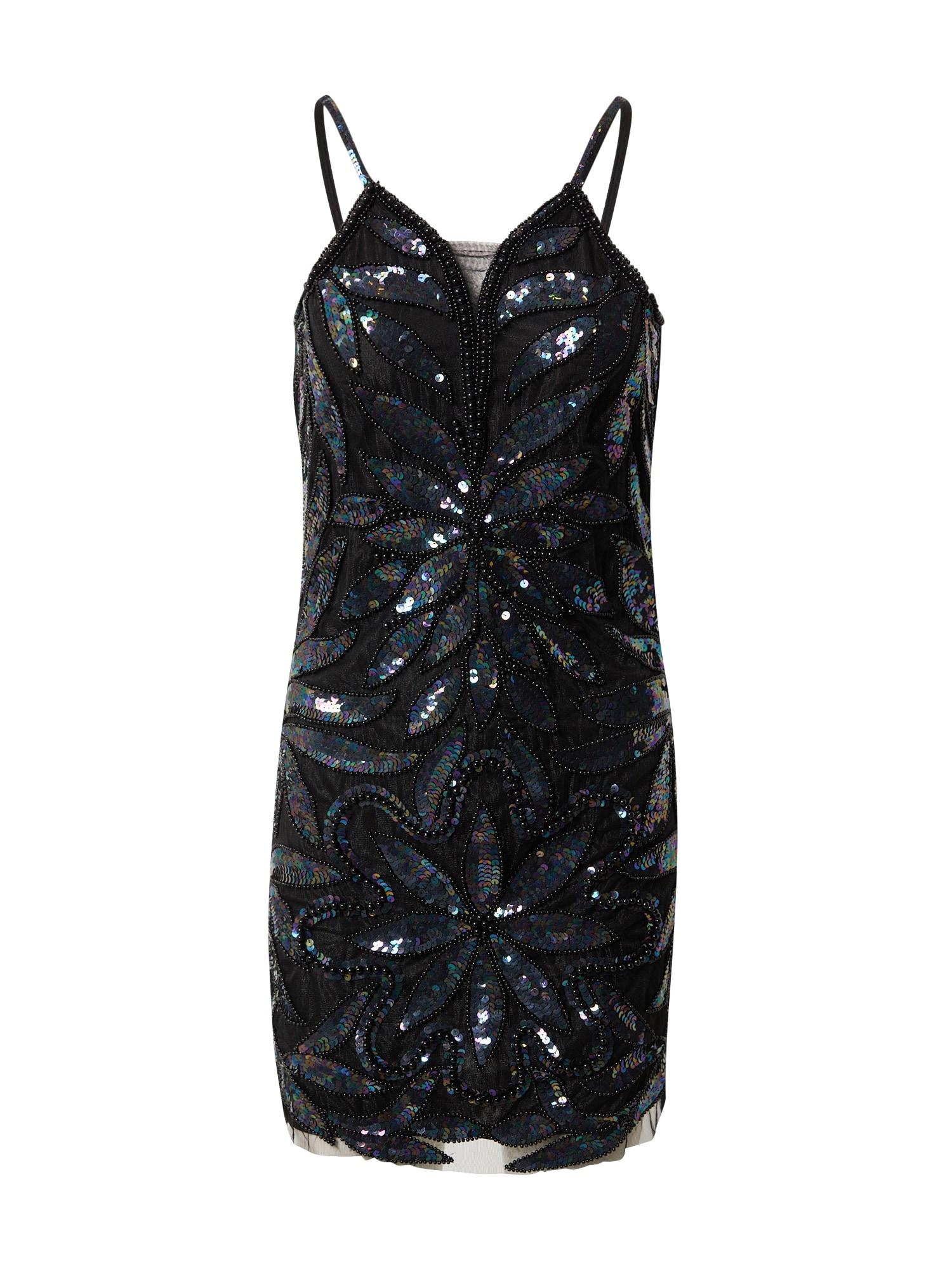 A STAR IS BORN Kokteilinė suknelė juoda