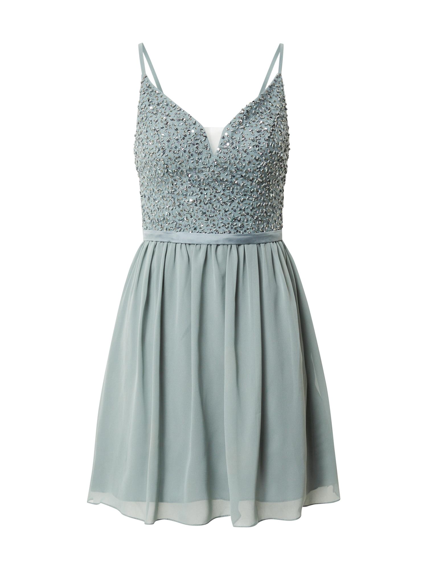 Laona Kokteilinė suknelė mėtų spalva