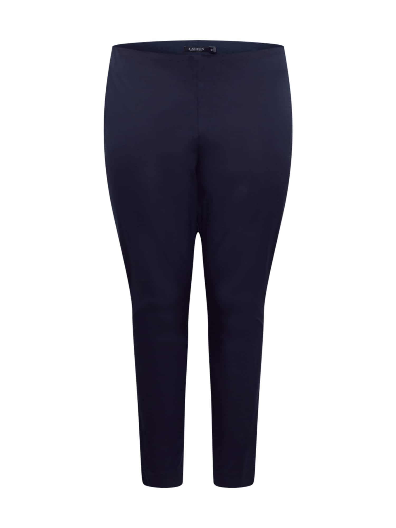 Lauren Ralph Lauren Kelnės tamsiai mėlyna