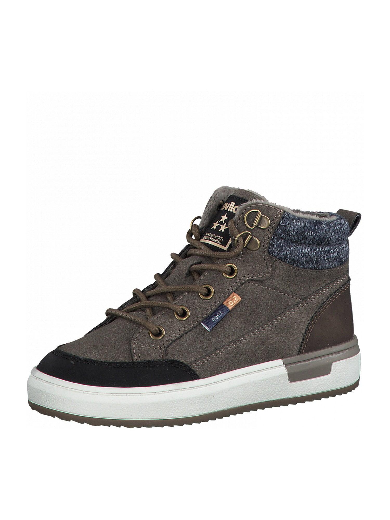 s.Oliver Sniego batai rausvai pilka / juoda / margai mėlyna / ruda