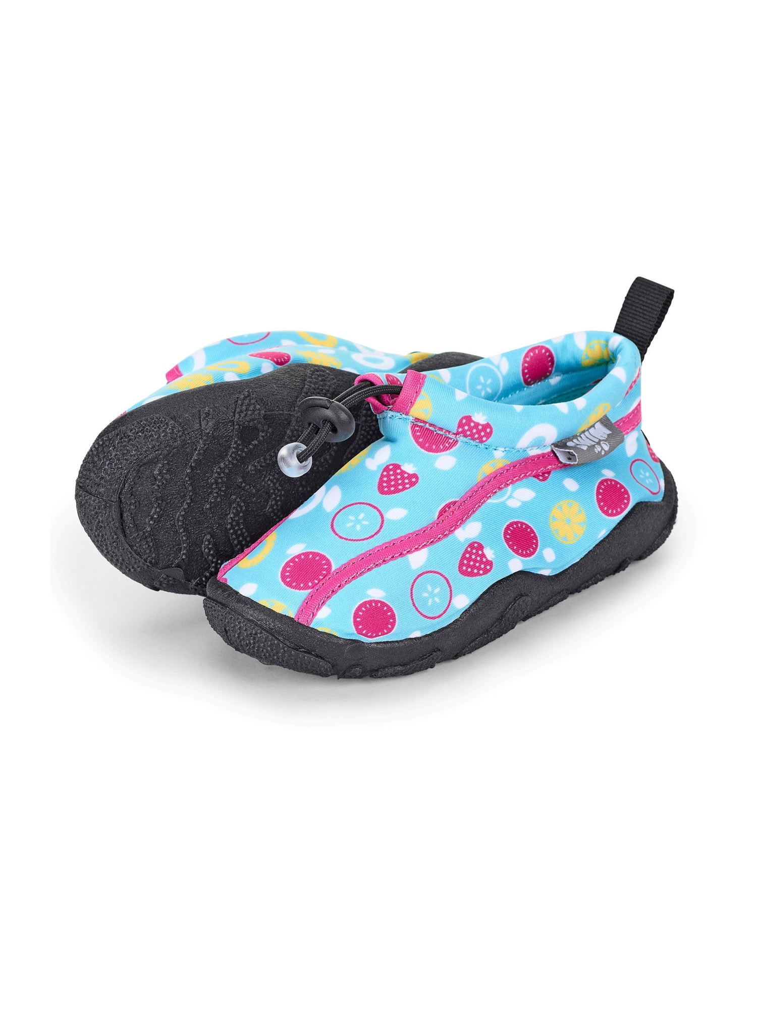 STERNTALER Sandalai / maudymosi batai turkio spalva / ciklameno spalva / geltona / balta