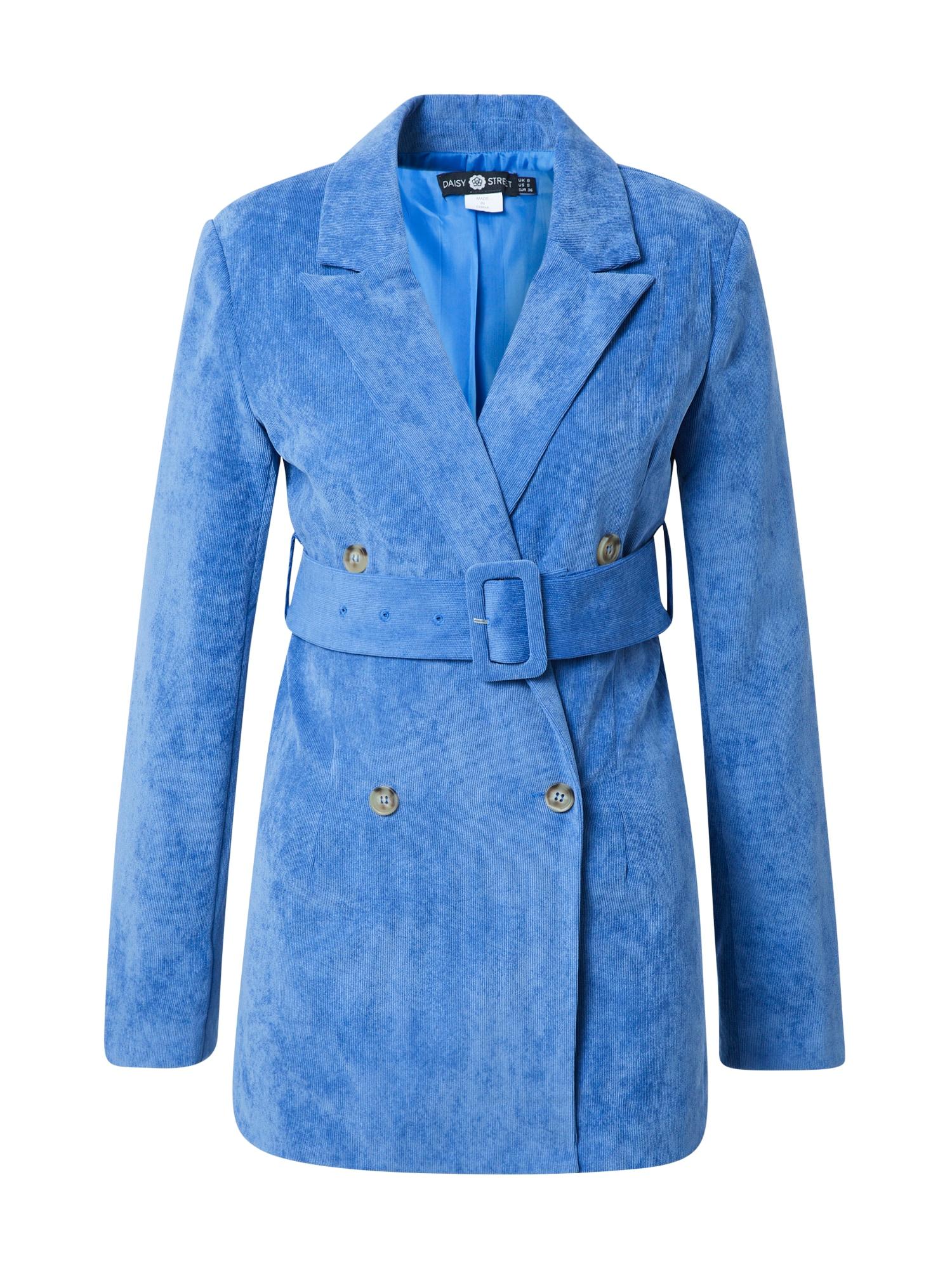 """Daisy Street Švarkas sodri mėlyna (""""karališka"""")"""