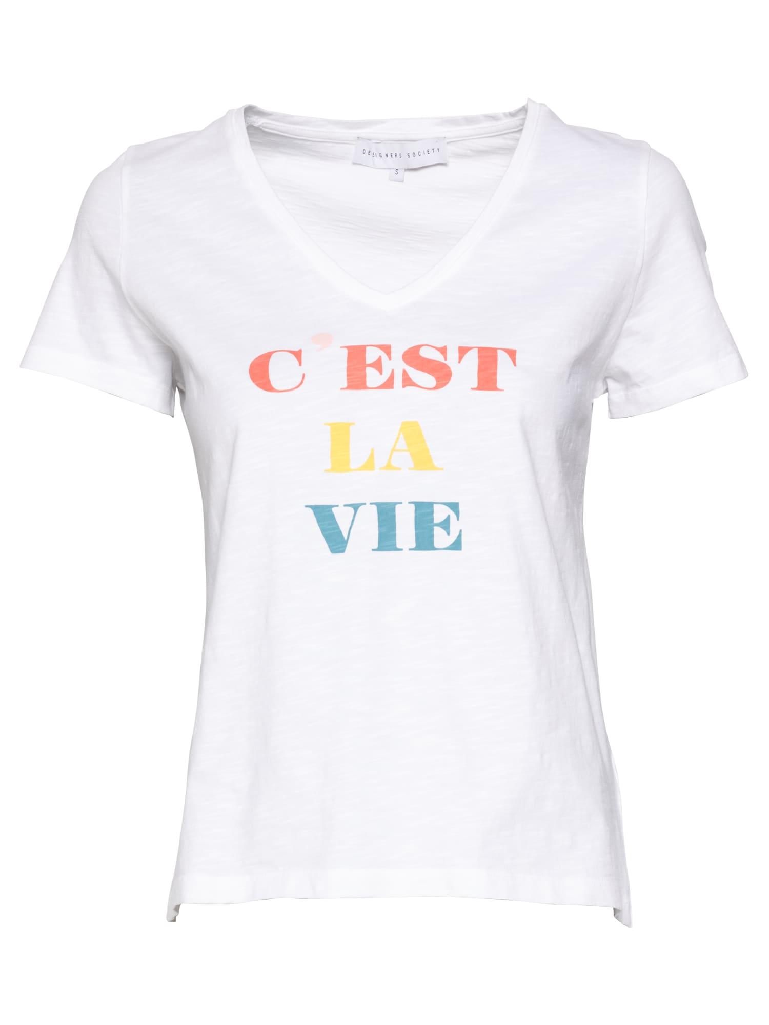 Designers Society Marškinėliai