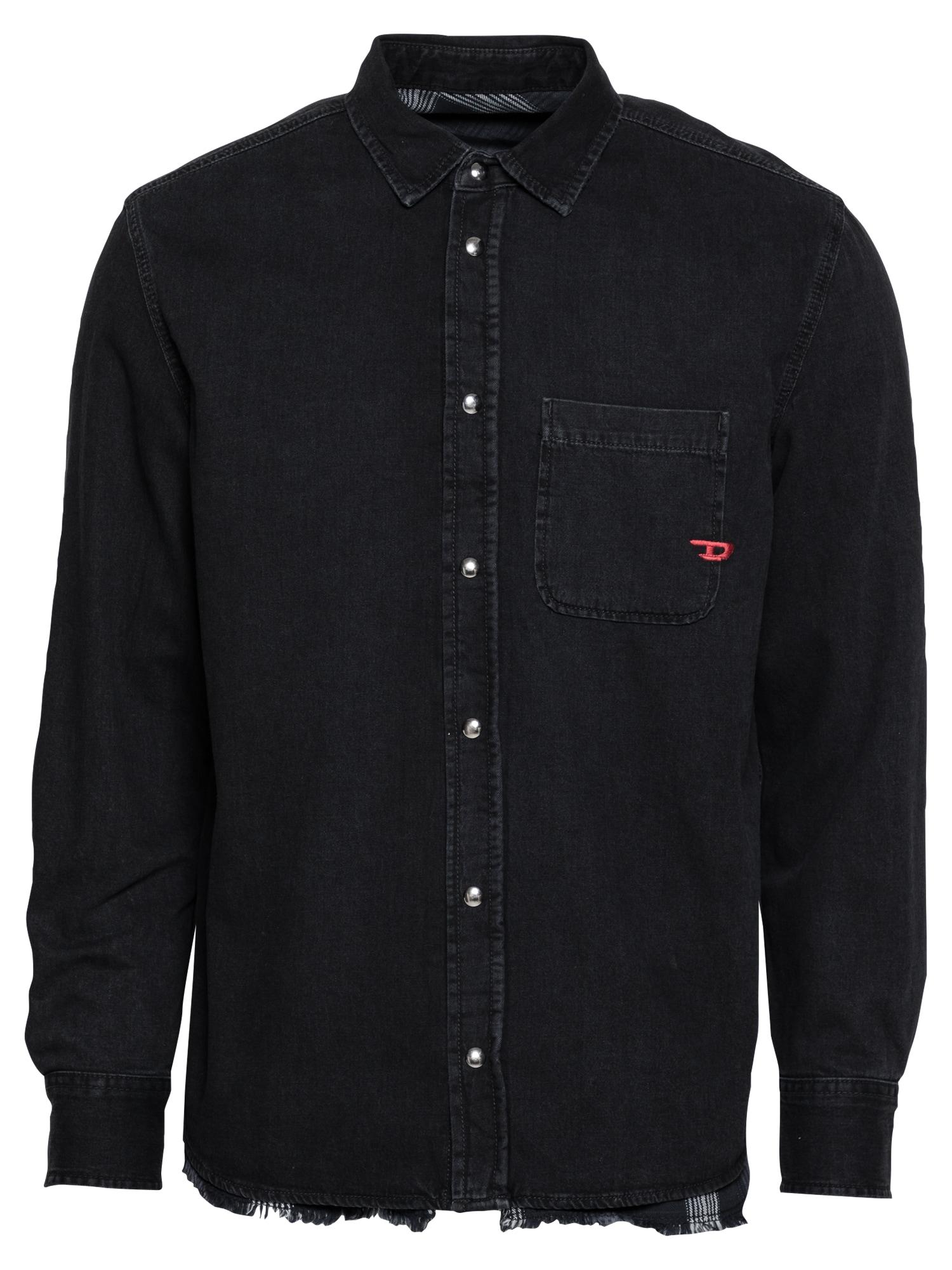 DIESEL Marškiniai juoda