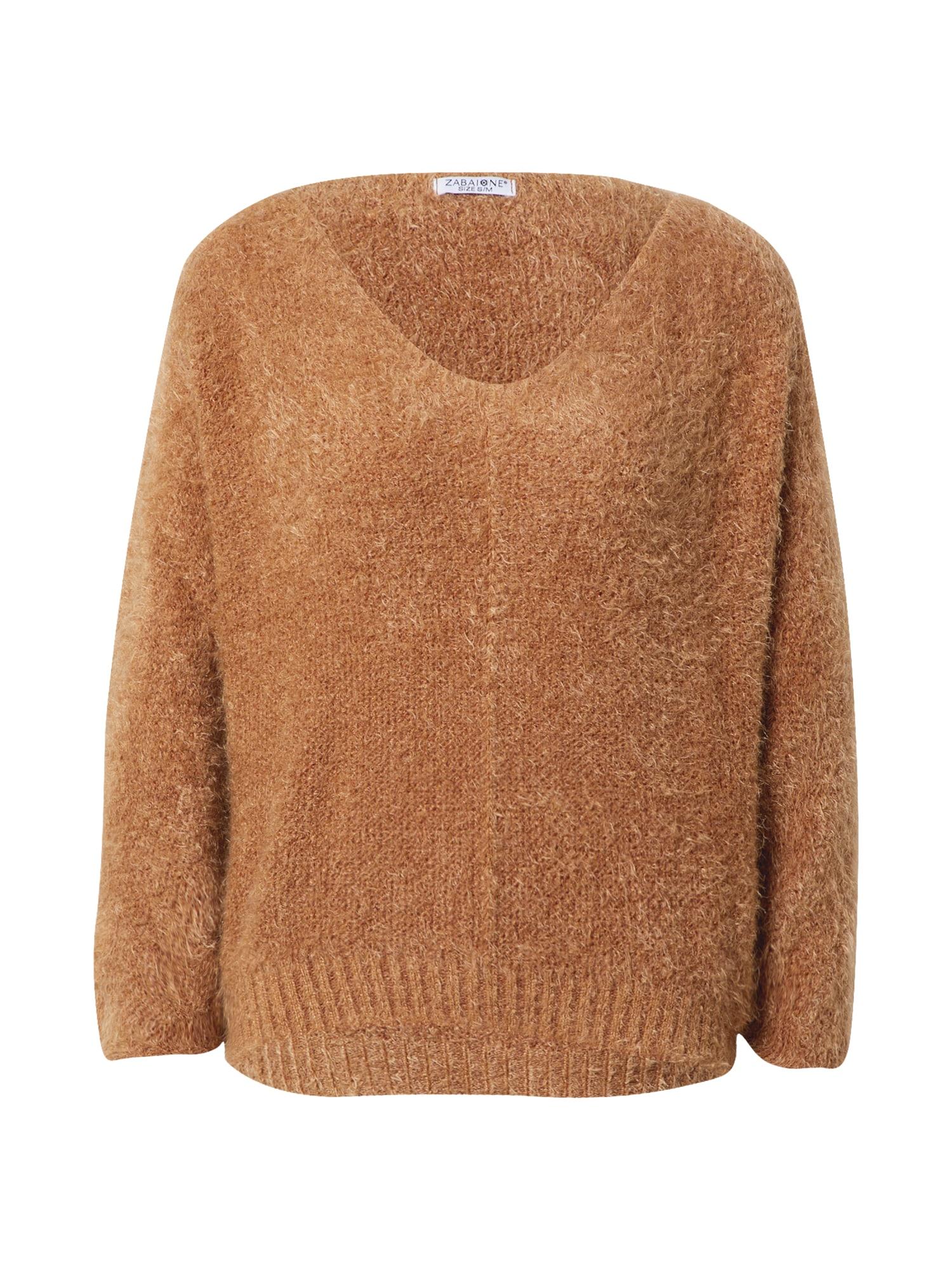 ZABAIONE Megztinis 'Yamina' karamelės