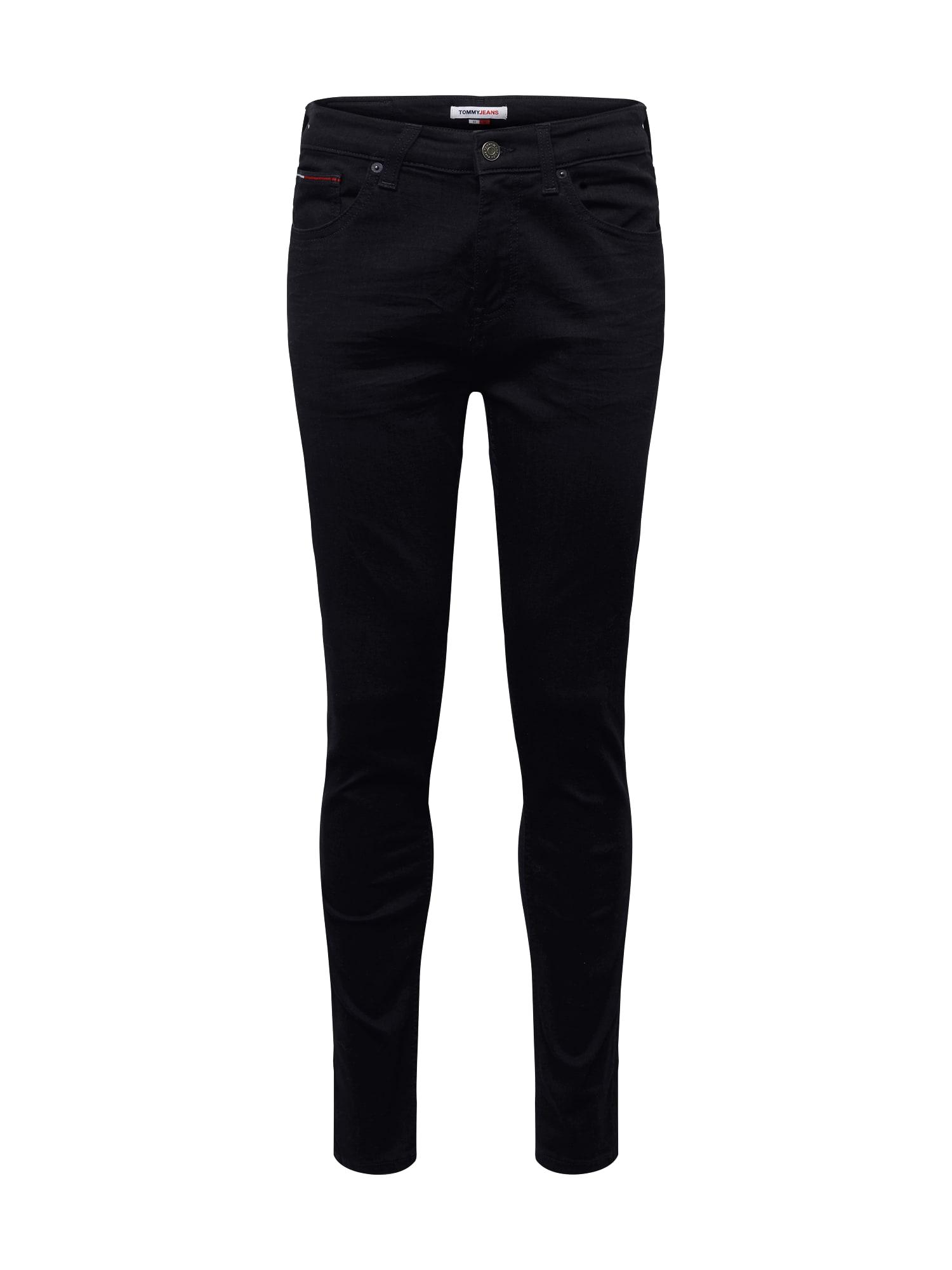 Tommy Jeans Džíny 'AUSTIN'  černá