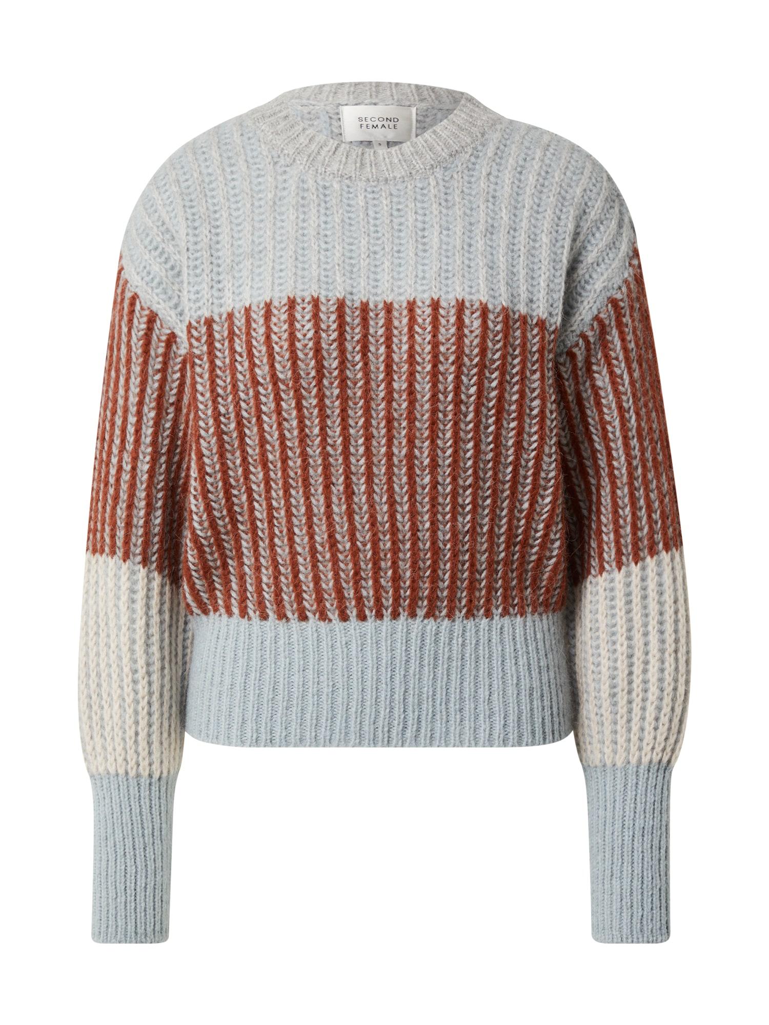 SECOND FEMALE Megztinis