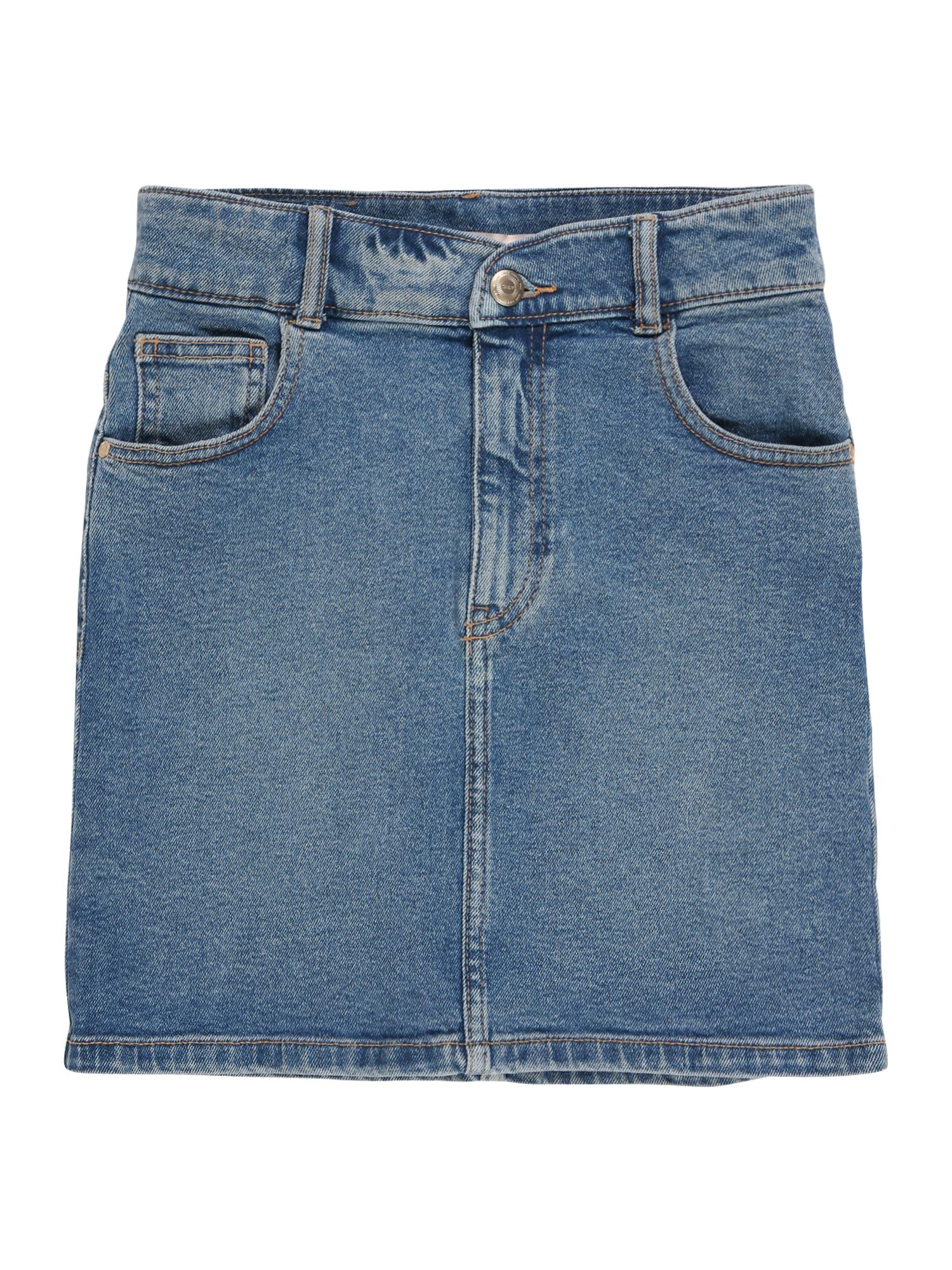 KIDS ONLY Sijonas tamsiai (džinso) mėlyna