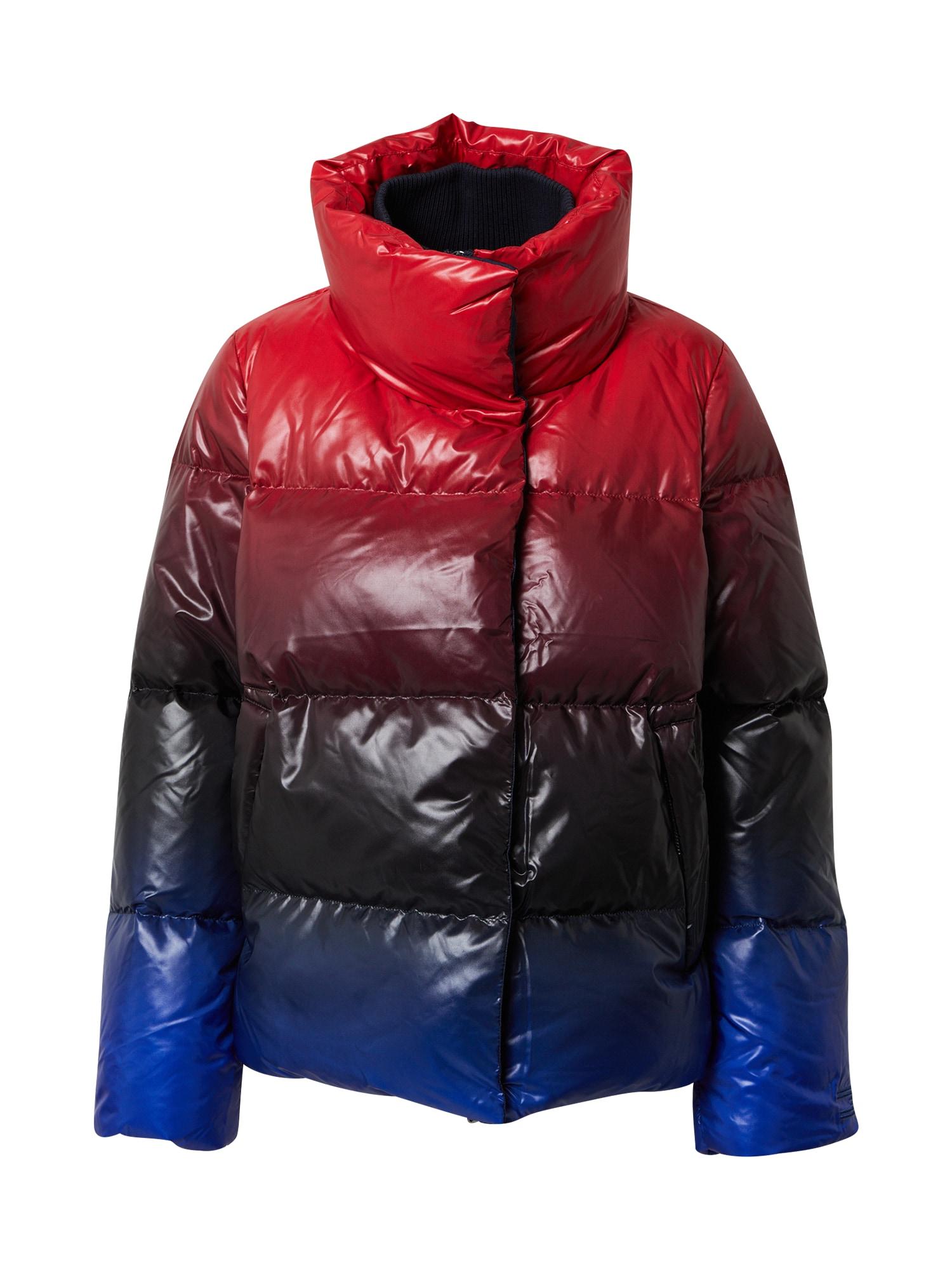 TOMMY HILFIGER Zimní bunda  mix barev
