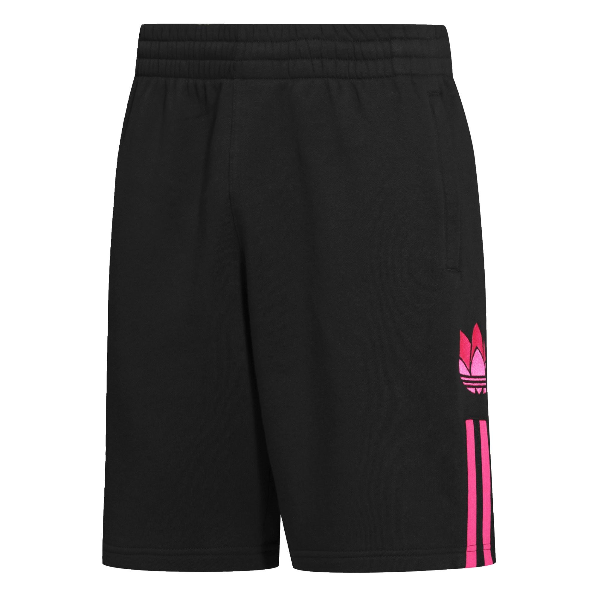 ADIDAS ORIGINALS Kelnės juoda / rožinė